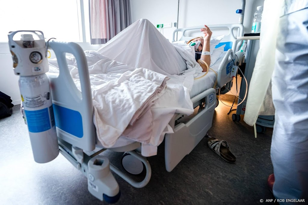 746 coronapatiënten op intensive cares, 16 meer dan zondag