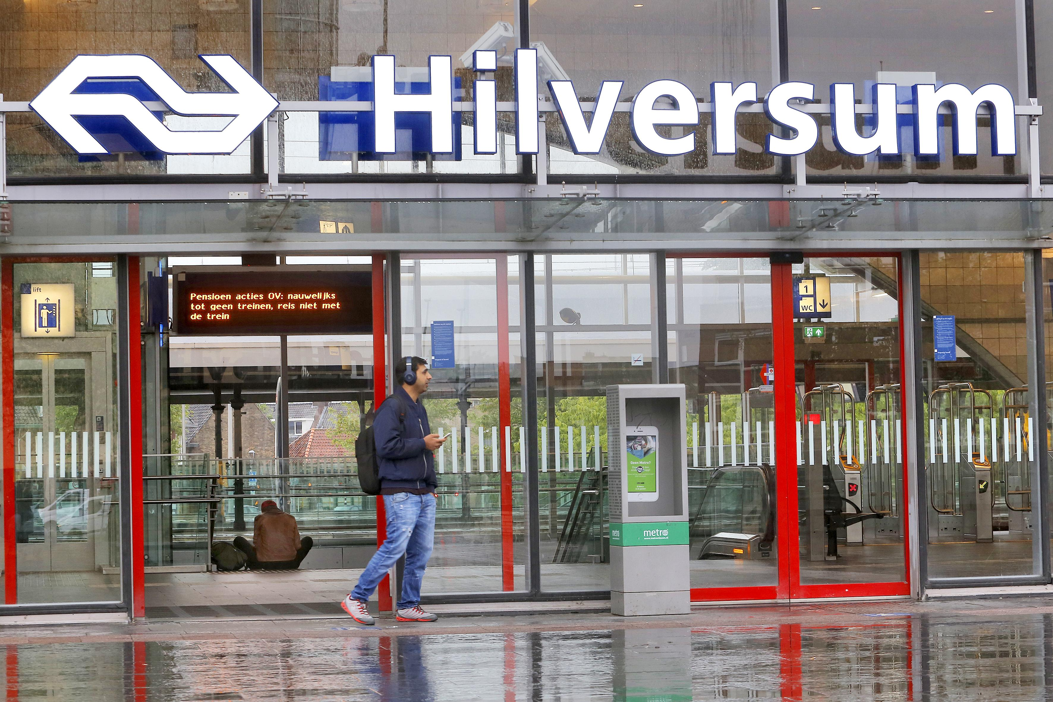 Plannen voor een groter Station Hilversum: 'Nu in een te krap jasje'