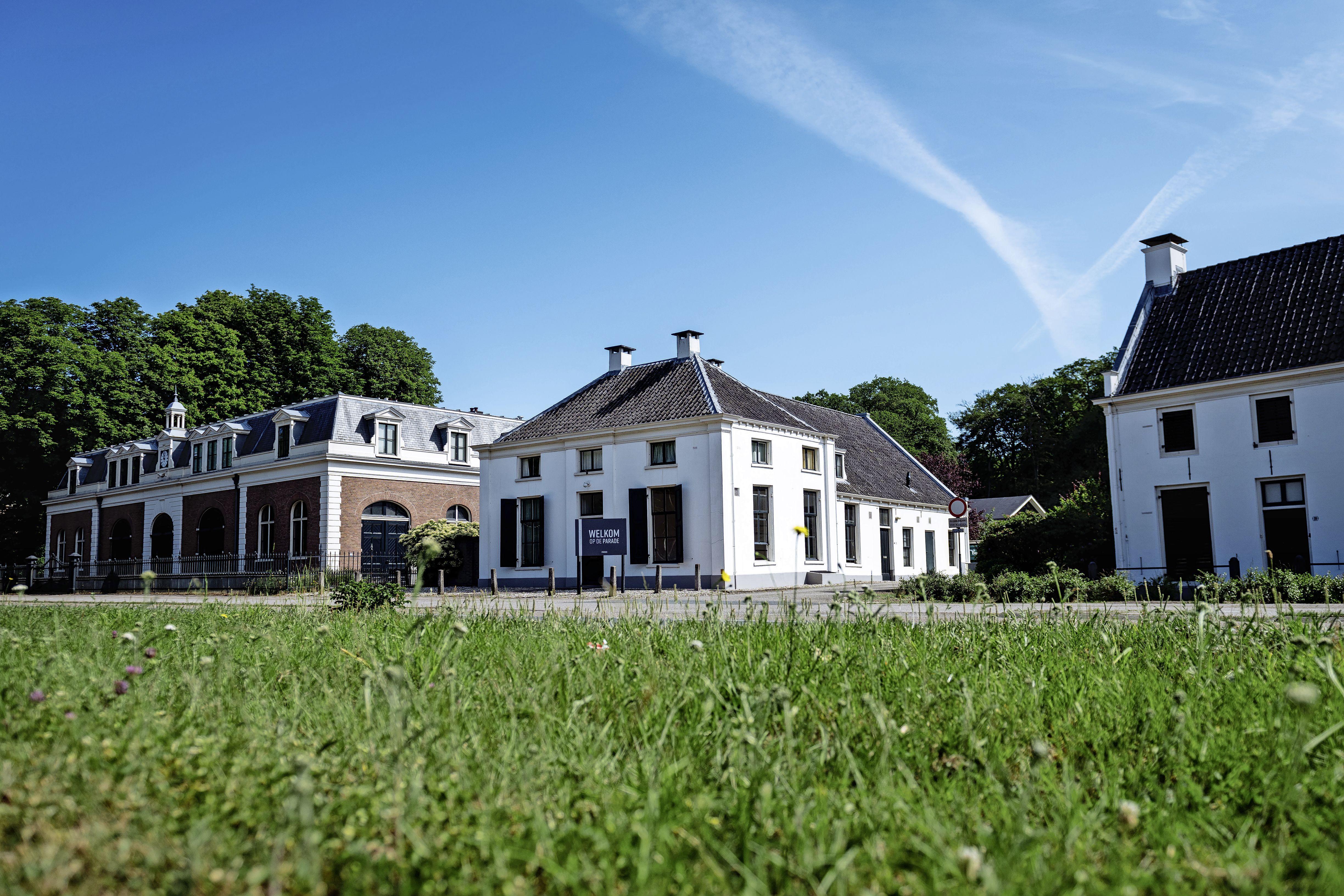 Paleis Soestdijk opent informatiecentrum over paleisplannen, maar ook voor toeristische informatie over de regio