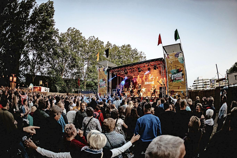 Organisatoren van het O'nine Festival in Oegstgeest mikken erop dat het evenement kan doorgaan op zondag 1 augustus