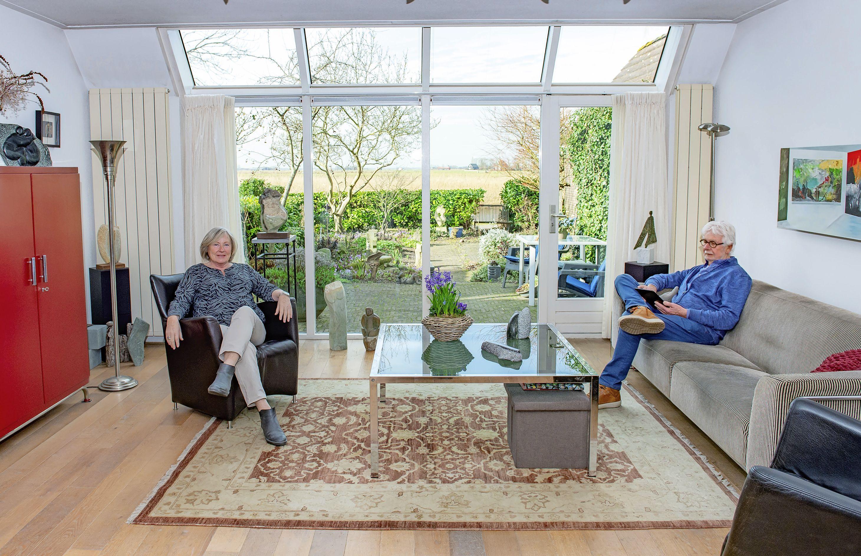 Hans en Emmy al 53 jaar dolblij in Monnickendam