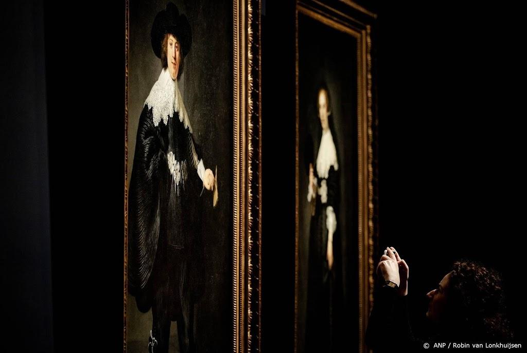 Nieuw museum over Rembrandt opent de deuren in Amsterdam