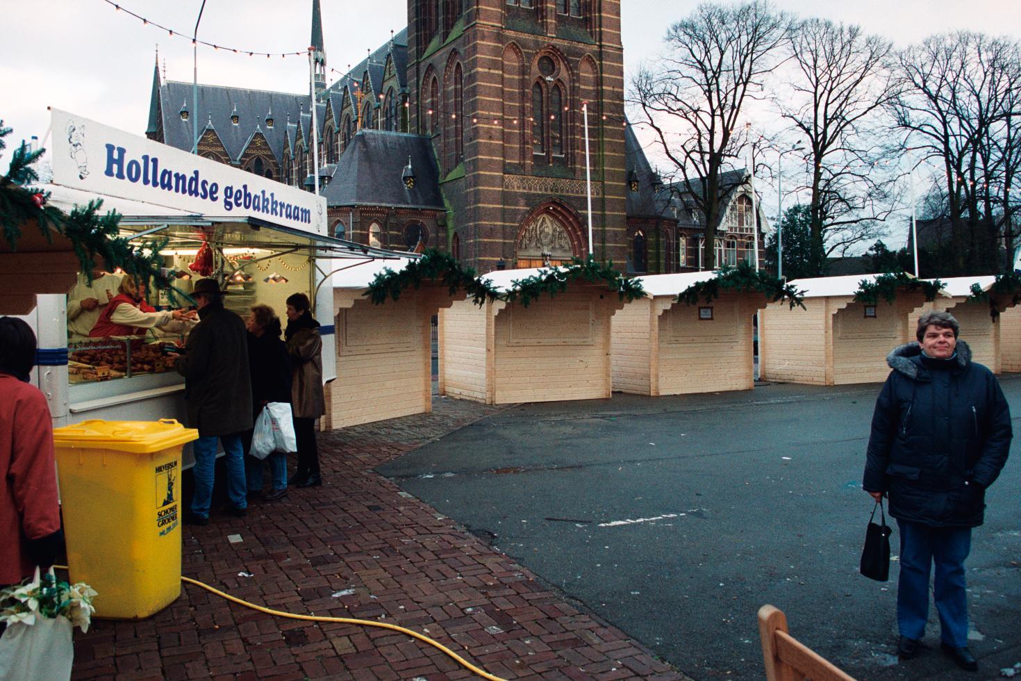 De Kijk van Kastermans: Winter Wonderland in Hilversum was een spookstad