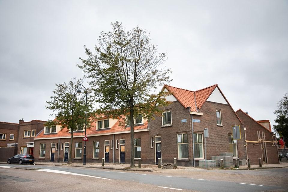 De 250 woningen die woningcorporatie Ymere in de Haarlemse Slachthuisbuurt renoveert zijn 'pilot' voor circulair bouwen