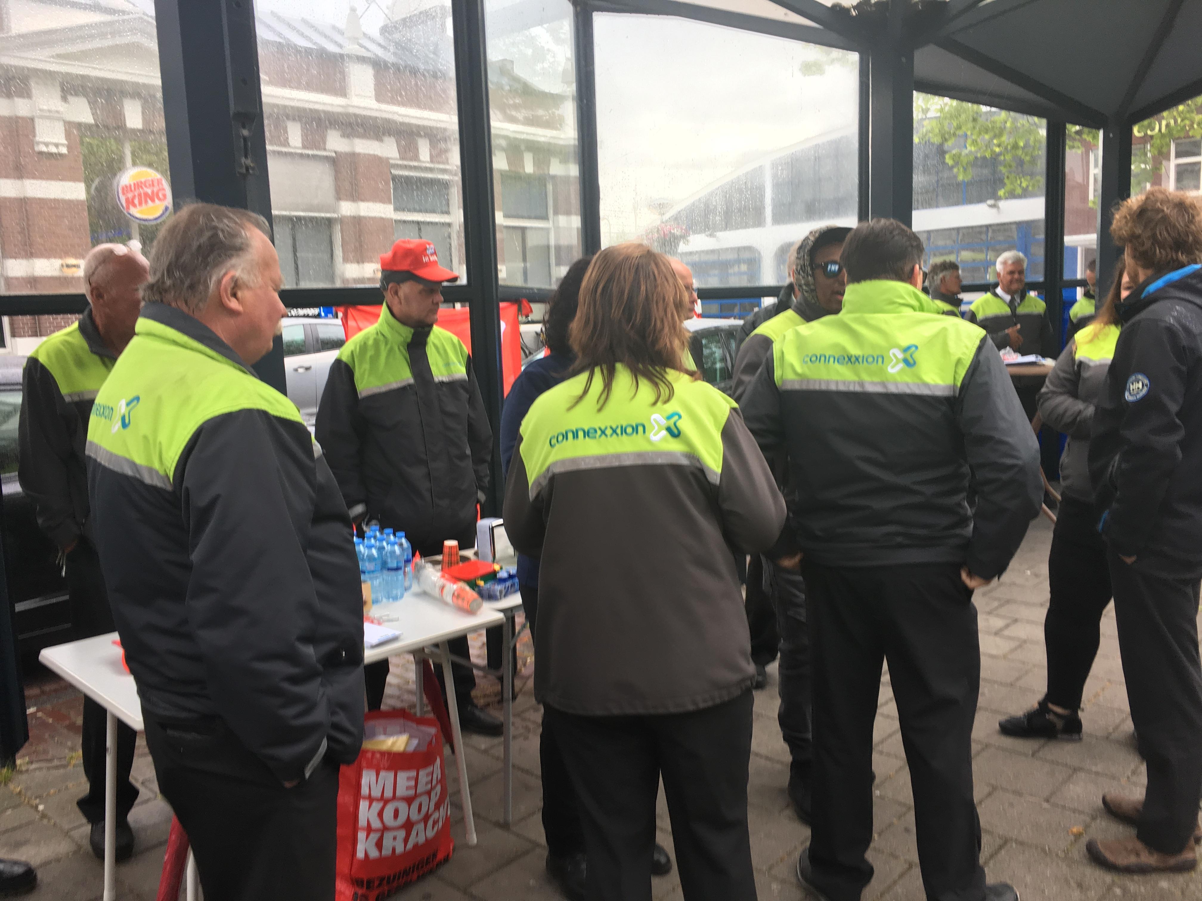 Personeel Connexxion mag in Hoorn bij de NS naar het toilet
