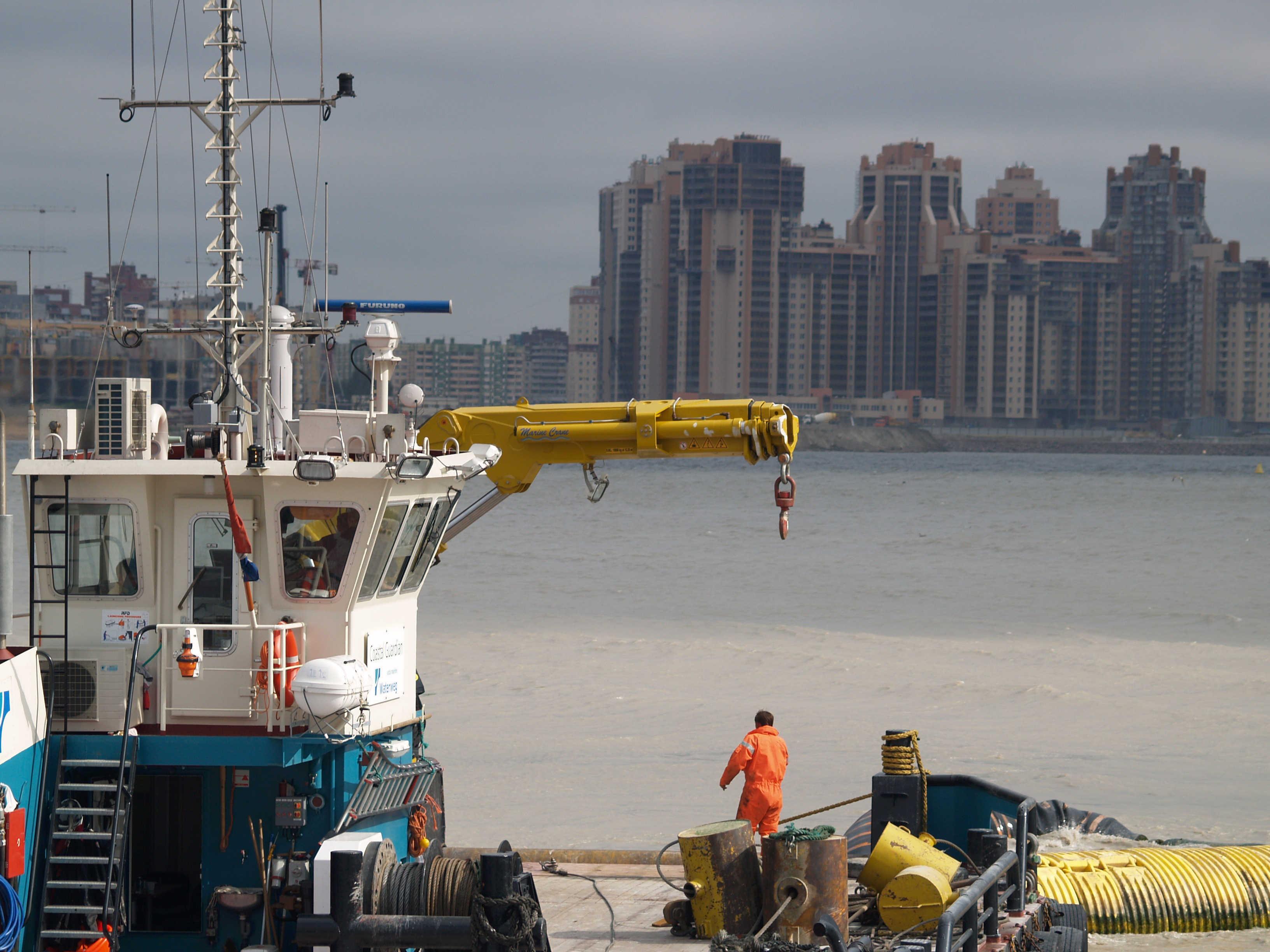 Acta Marine gaat in Den Helder in afgeslankte vorm verder: vijf banen verdwijnen, hoofdkantoor van reder verhuist naar Rotterdam