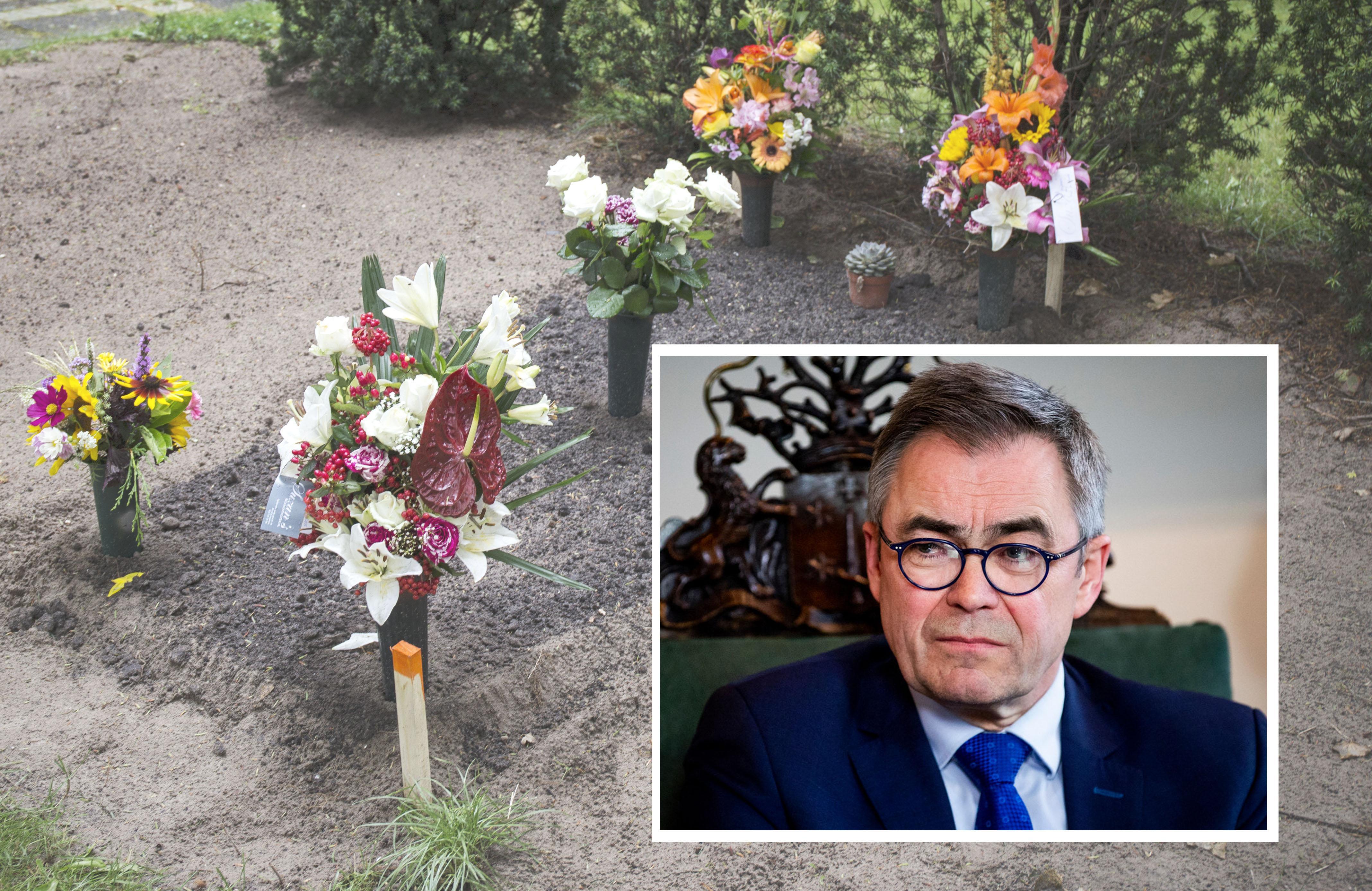 Burgemeester Wienen laat onderzoek doen naar voorbereidingen uitvaart Madi Soh. Hij noemt de verstoring van de begrafenis vrijdag 'respectloos en kwalijk'