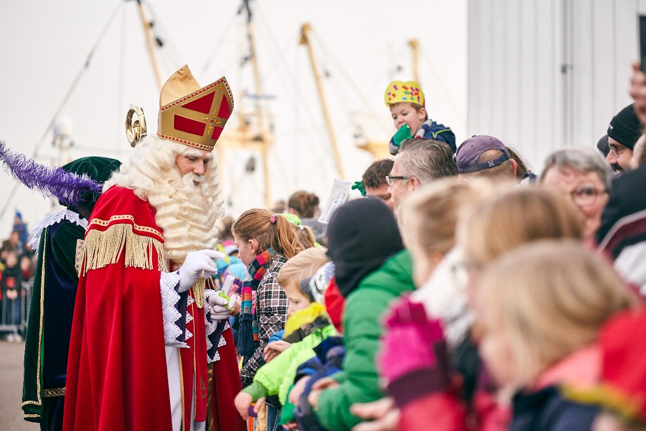 Door coronacrisis geen sinterklaasintocht op Wieringen, angst voor veel extra bezoekers uit omliggende plaatsen