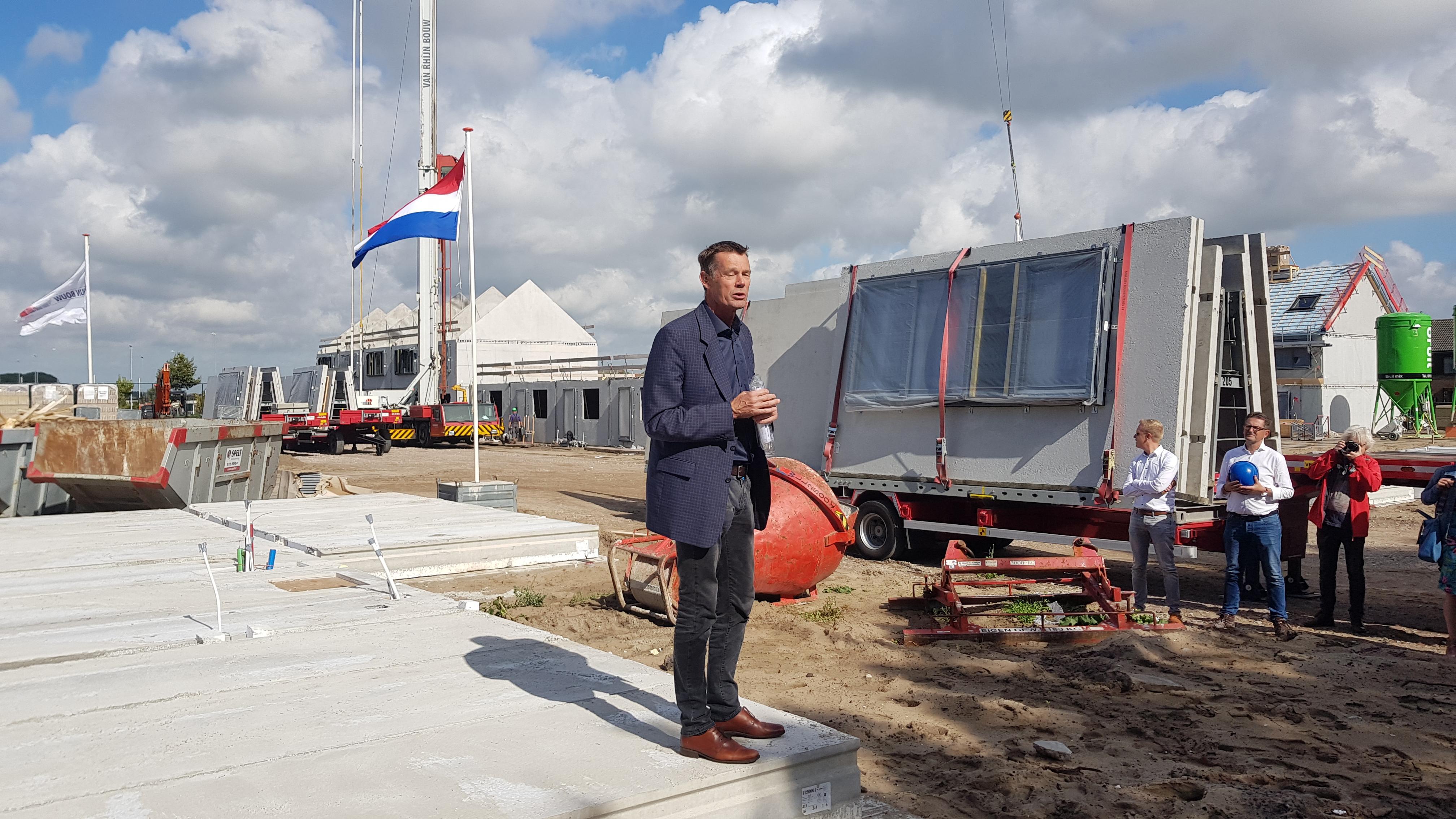 Noordwijks wethouder De Jong weg na vertrouwensbreuk: 'Op het moment dat ikzelf onderwerp van gesprek ben, trek ik mijn conclusies'