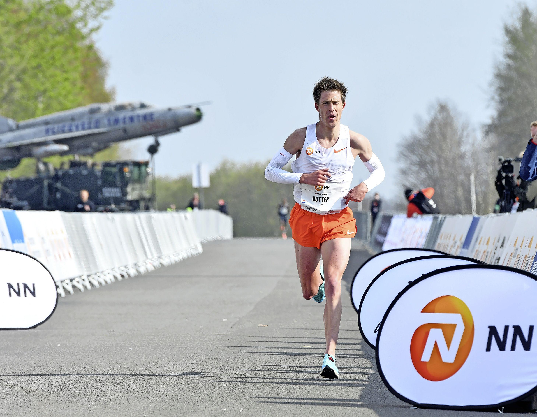 Hardloper Michel Butter geen reserve voor olympische marathon