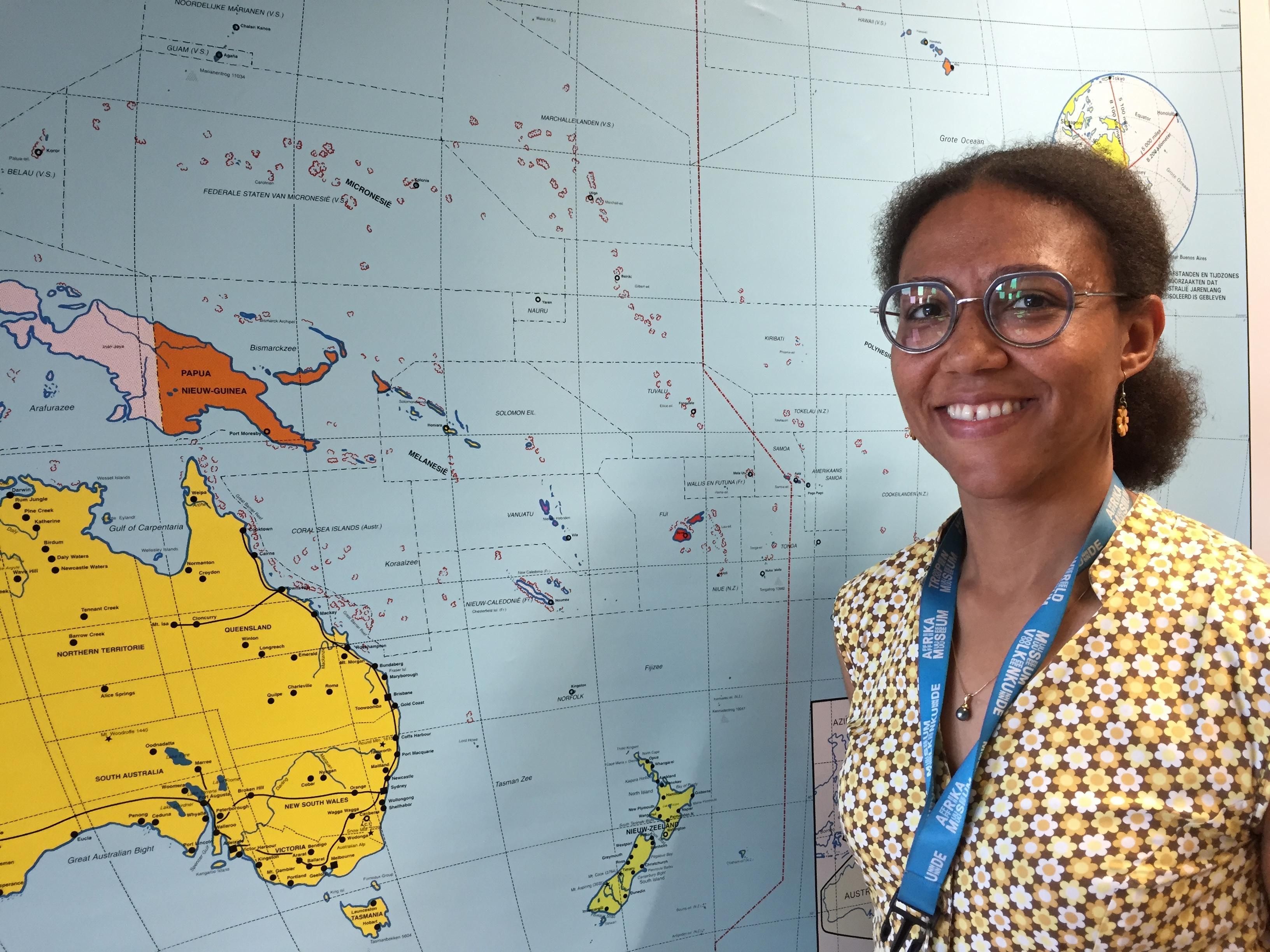 In Polynesië betekent een tatoeage iets anders dan bij ons