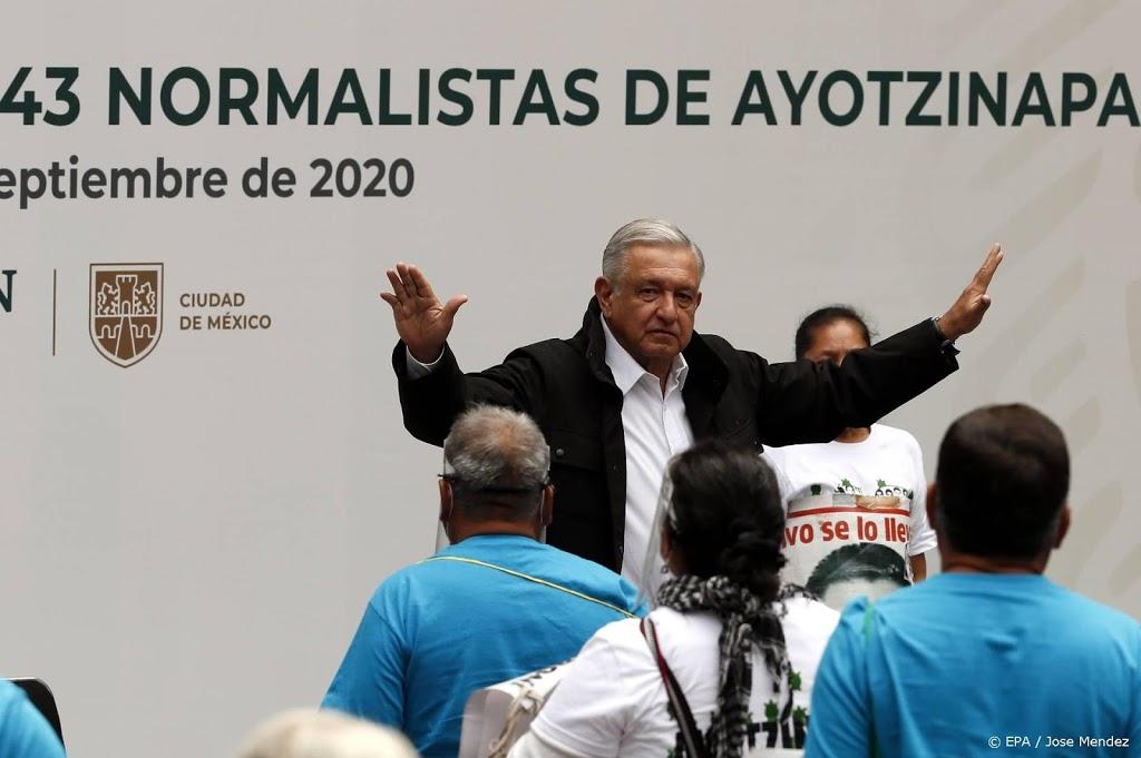 Hof Mexico keurt referendum over aanklagen oud-presidenten goed