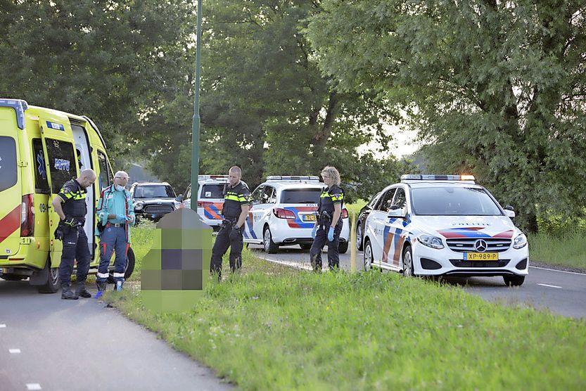 Hulpvaardige vrouw ernstig bedreigd in Eemnes, man aangehouden in Baarn