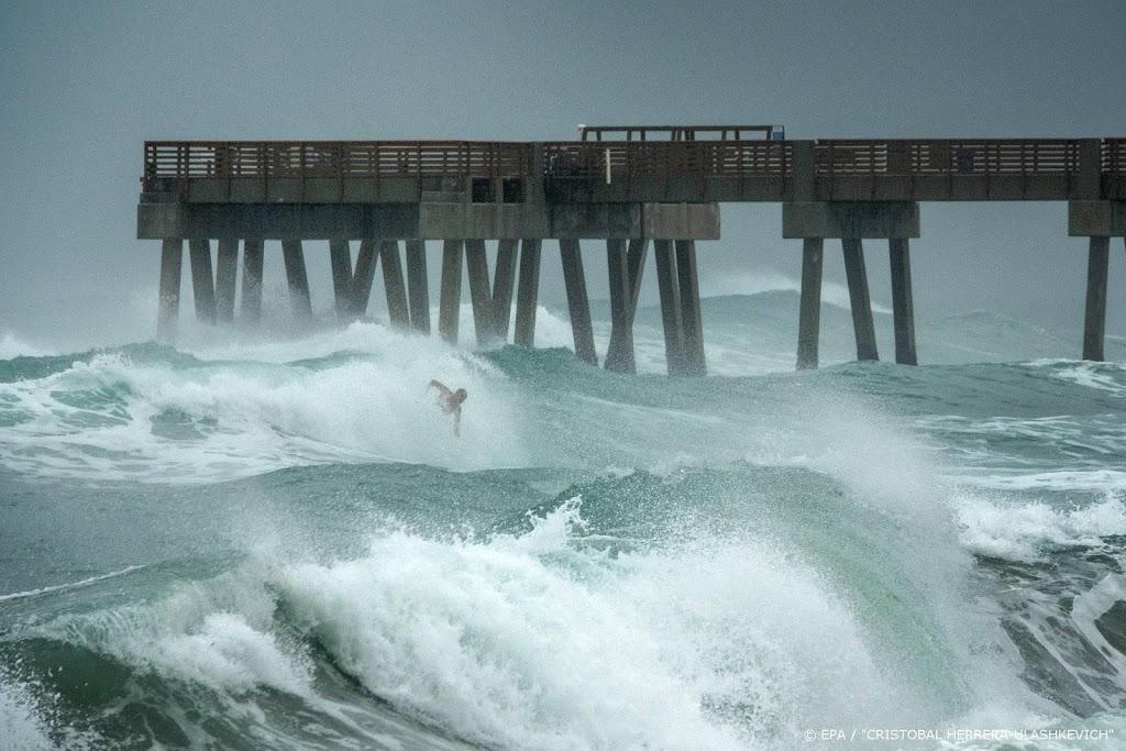 Orkaan Isaias weer aan land in Verenigde Staten