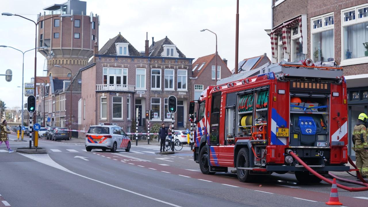 Brandweer rukt uit voor brand in appartement Alkmaar, geen gewonden