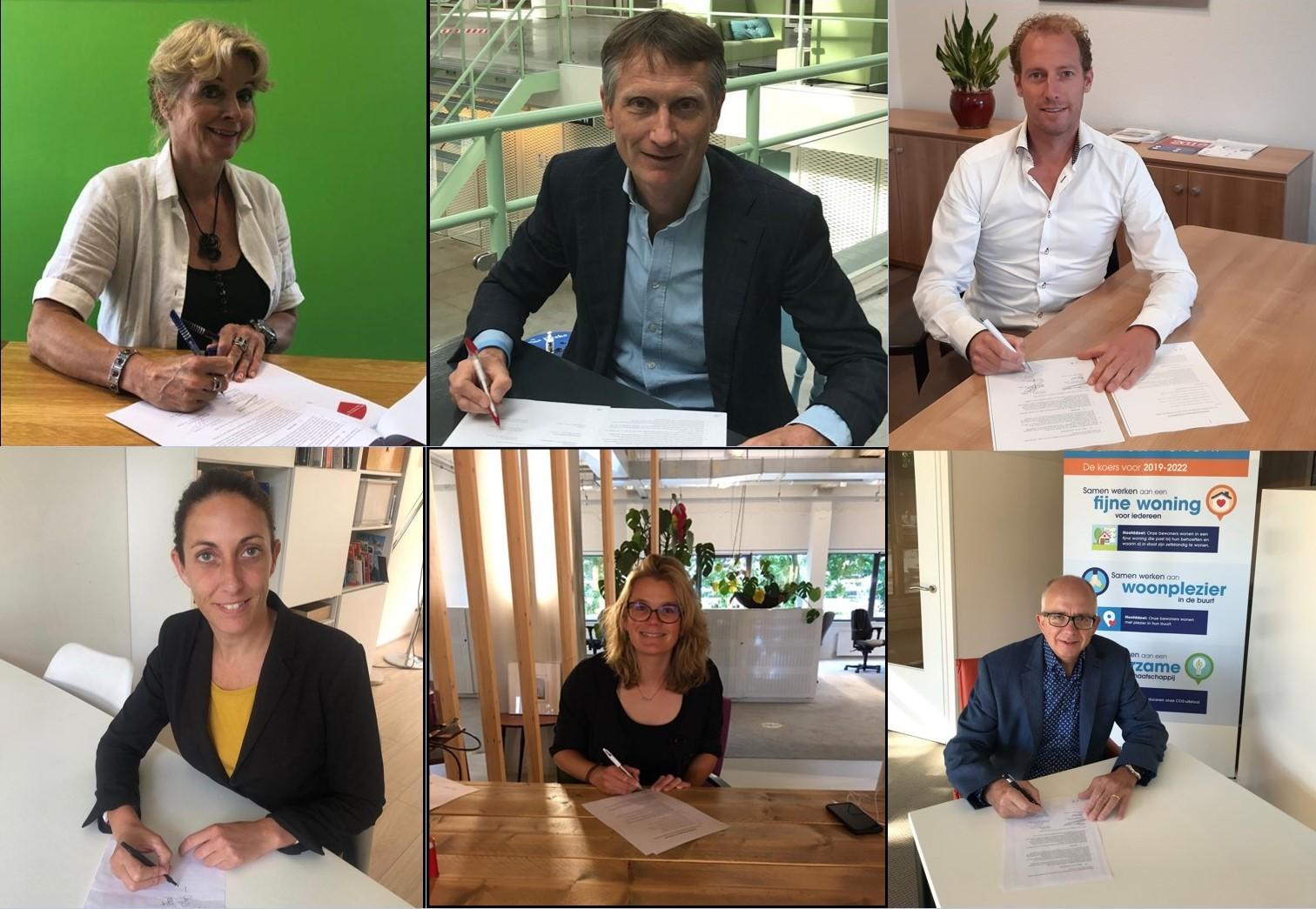 Corporaties in Gooi en Vechtstreek gaan nauwer samenwerken: platform voor betere leefbaarheid en meer betaalbaar wonen
