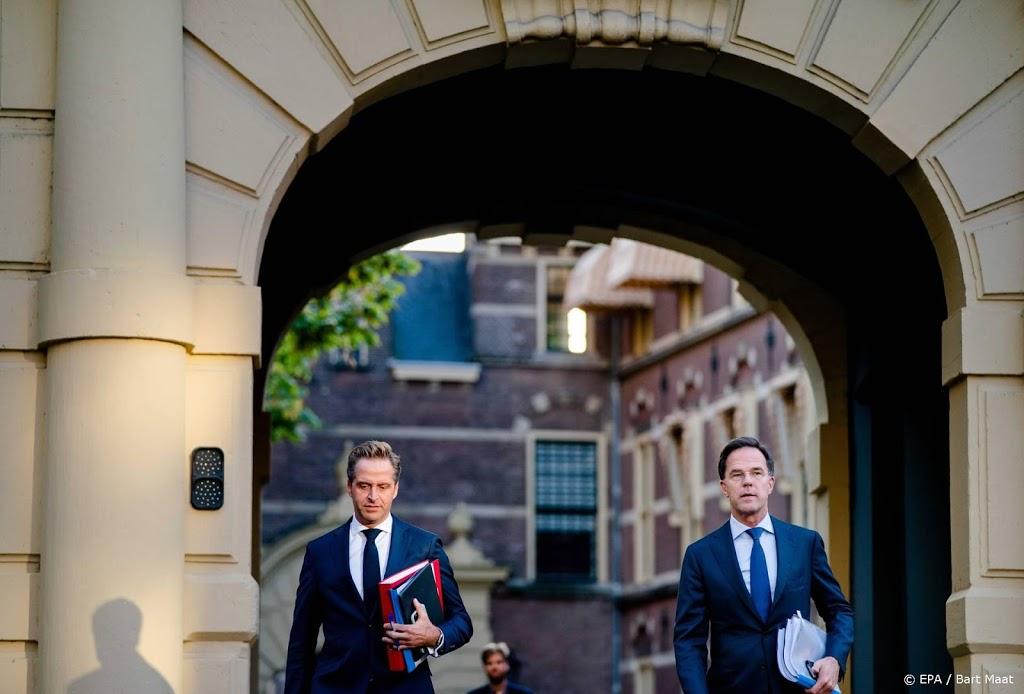 Maandagavond persconferentie met Rutte en De Jonge