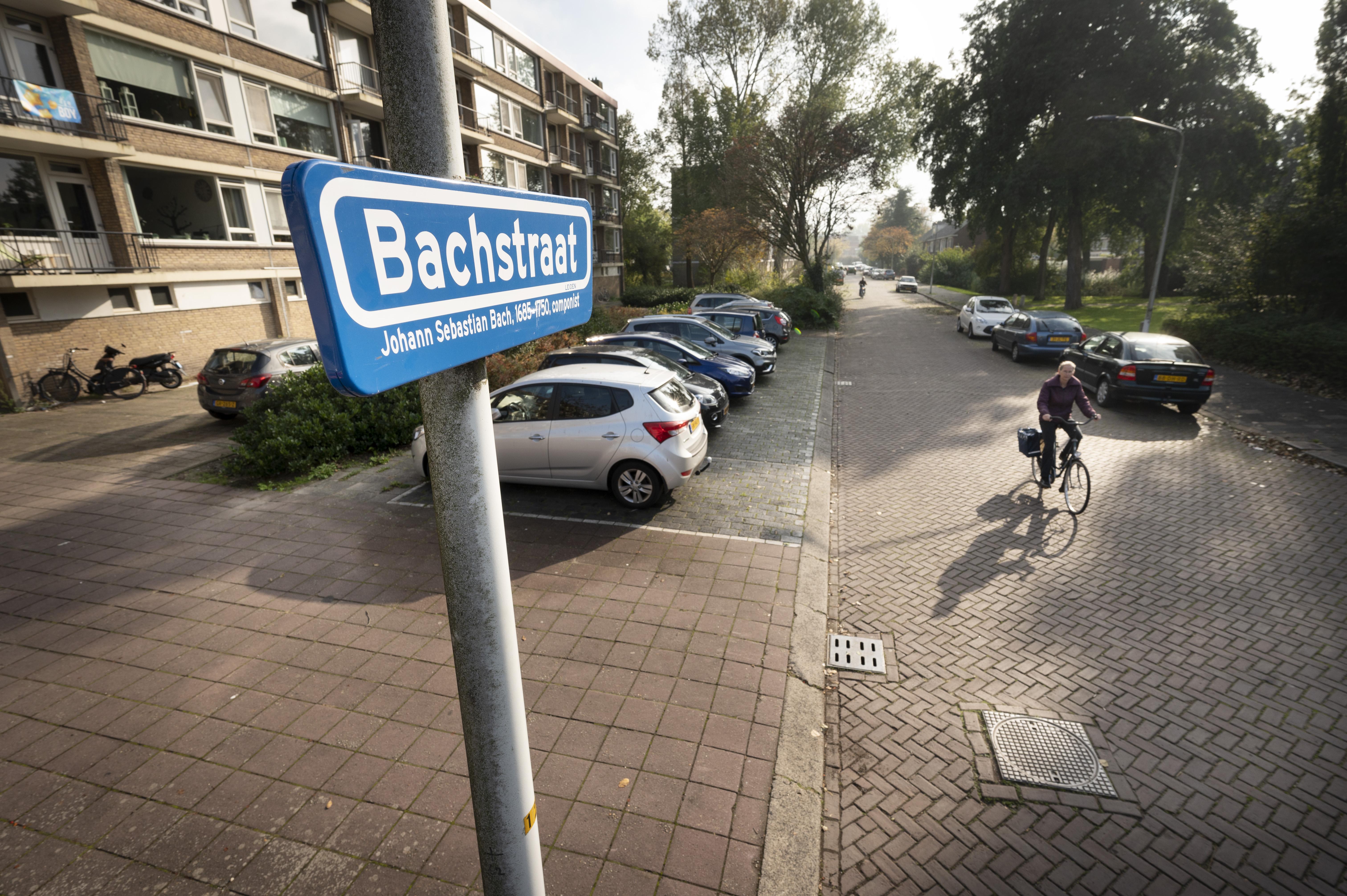 Leiden wil Bachstraat in harmonie opknappen