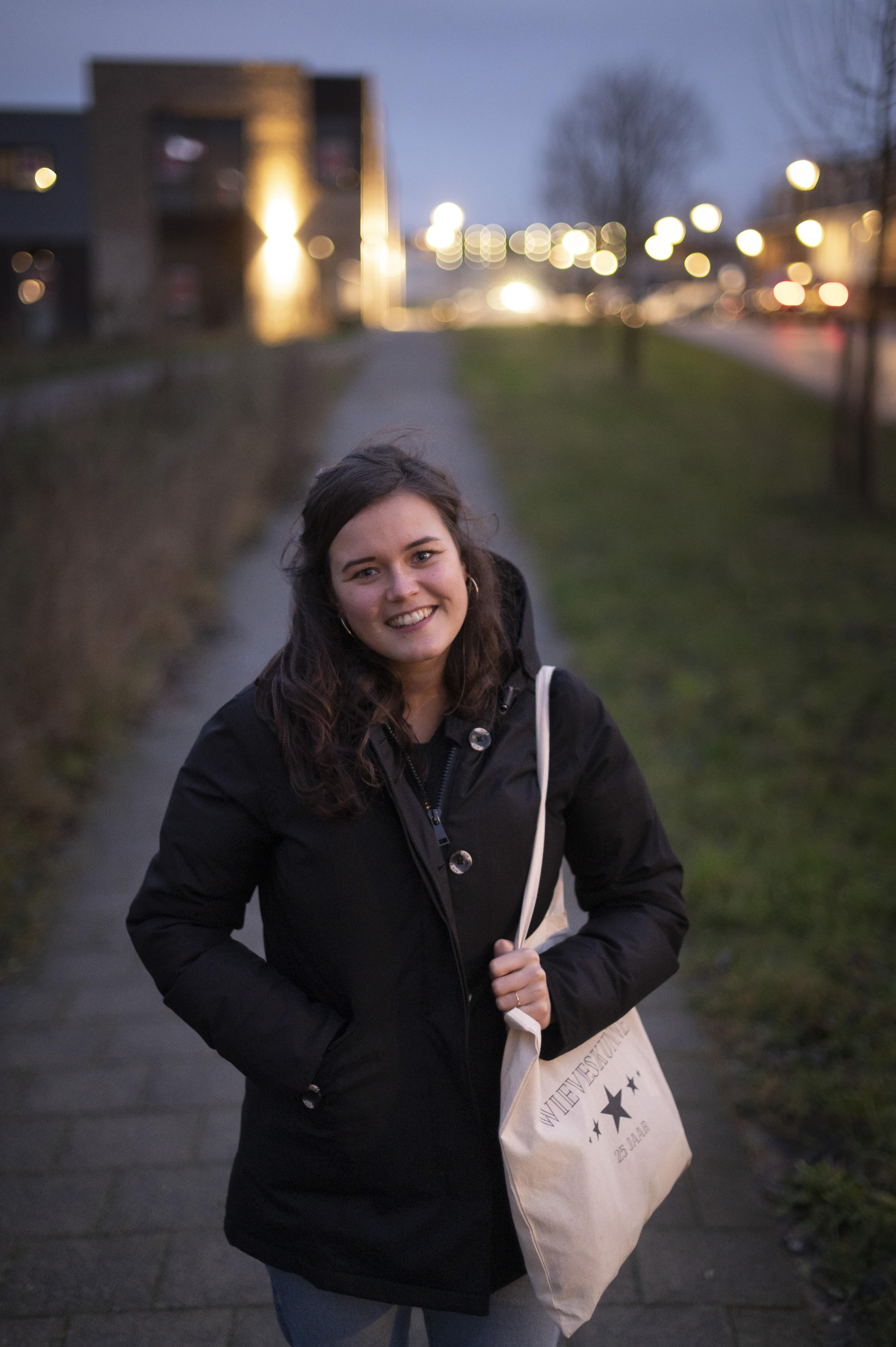 Leidenaars verhuizen vooral naar Den Haag. Ook Isadora (24): 'We zijn een soort community'