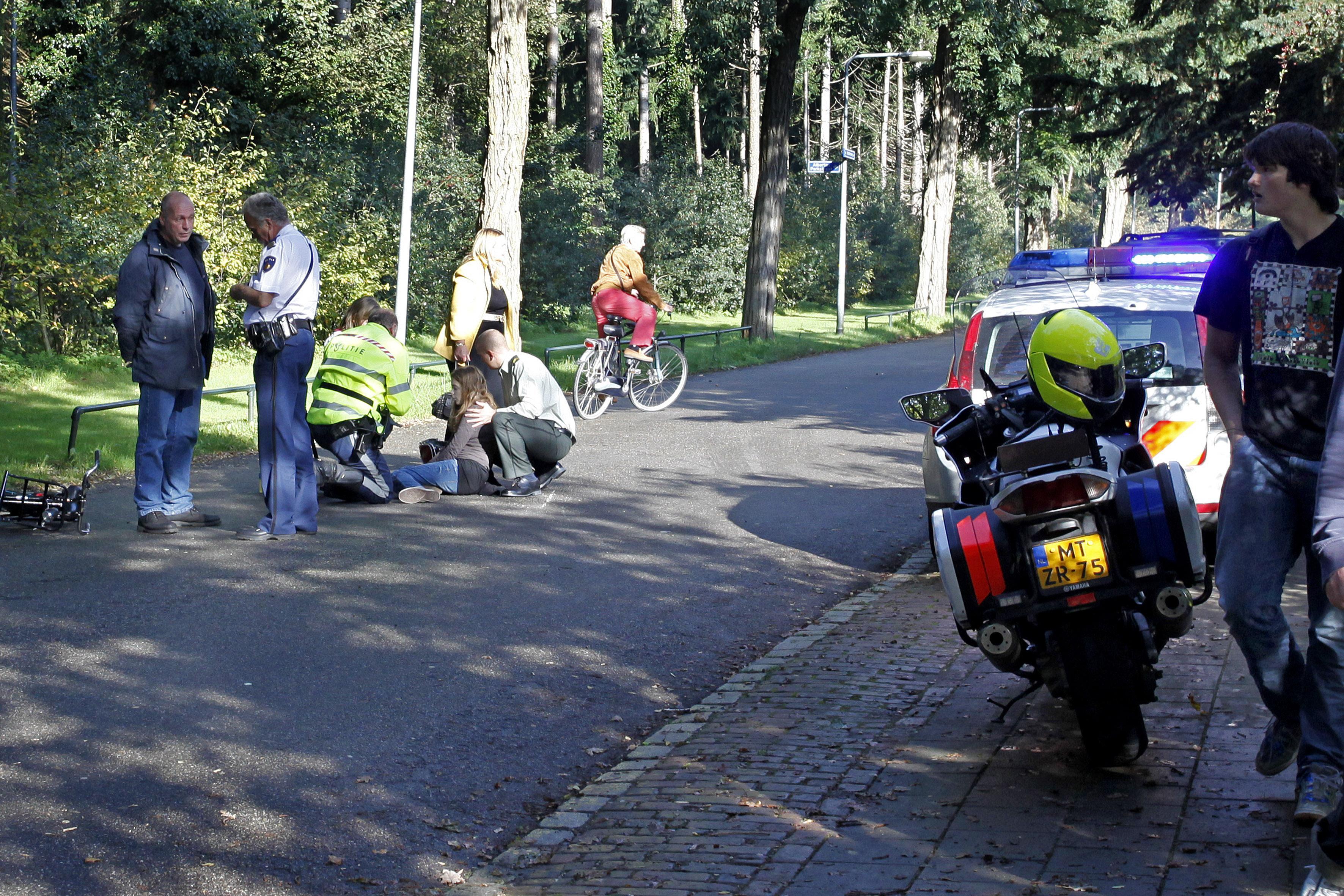 Ruim 770.000 euro van provincie voor veiliger verkeer in Hilversum, inclusief inrichting Schuttersweg als fietsstraat. Ook twee ton voor fietspaden Bad Vilbelpark in Huizen