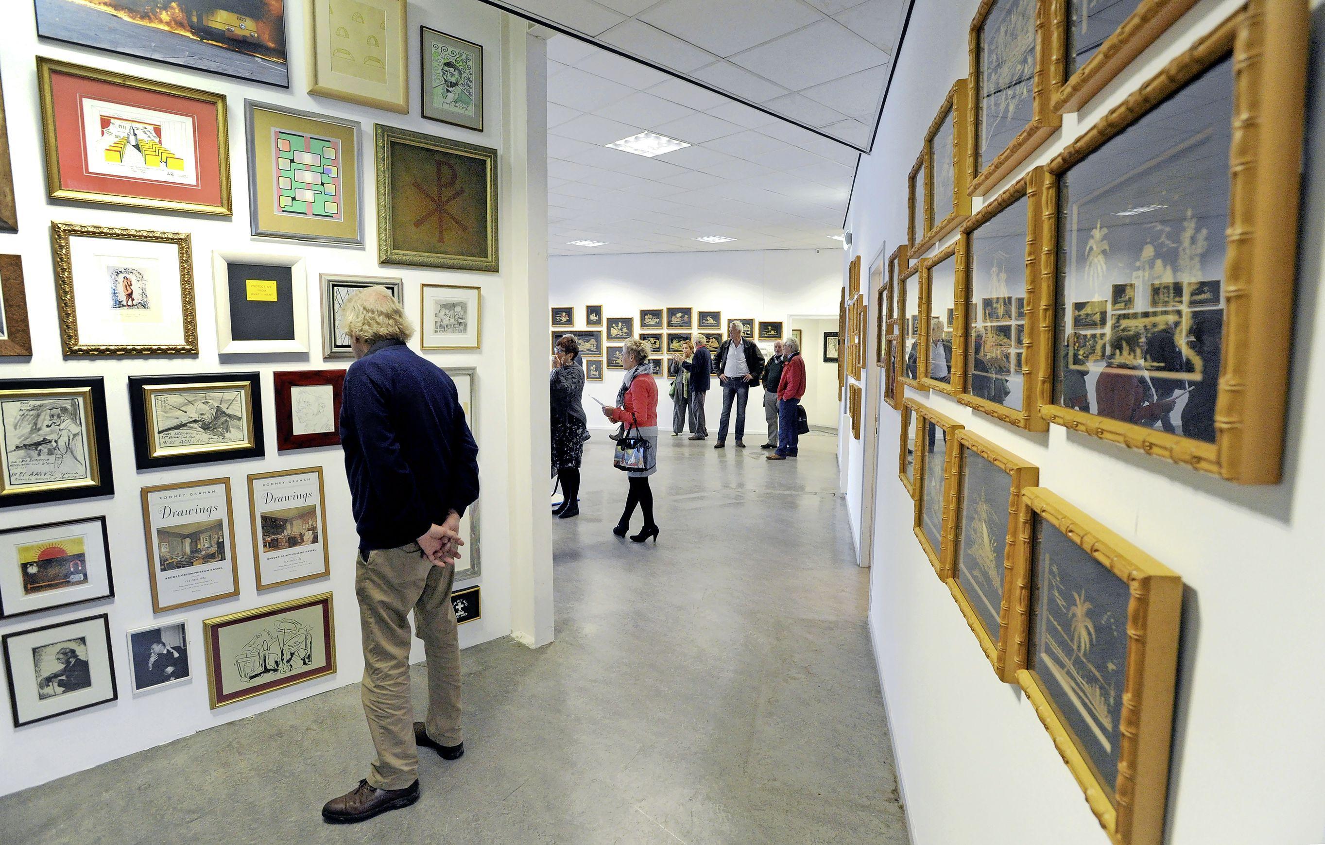 Wéér een rechtszaak om de in beslag genomen kunst van Rob Scholte: gemeente Den Helder stelt hoger beroep in