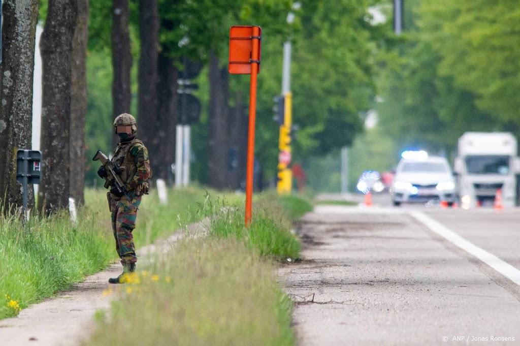 'Geen signalen dat dreiging rond Belgische militair verdwenen is'