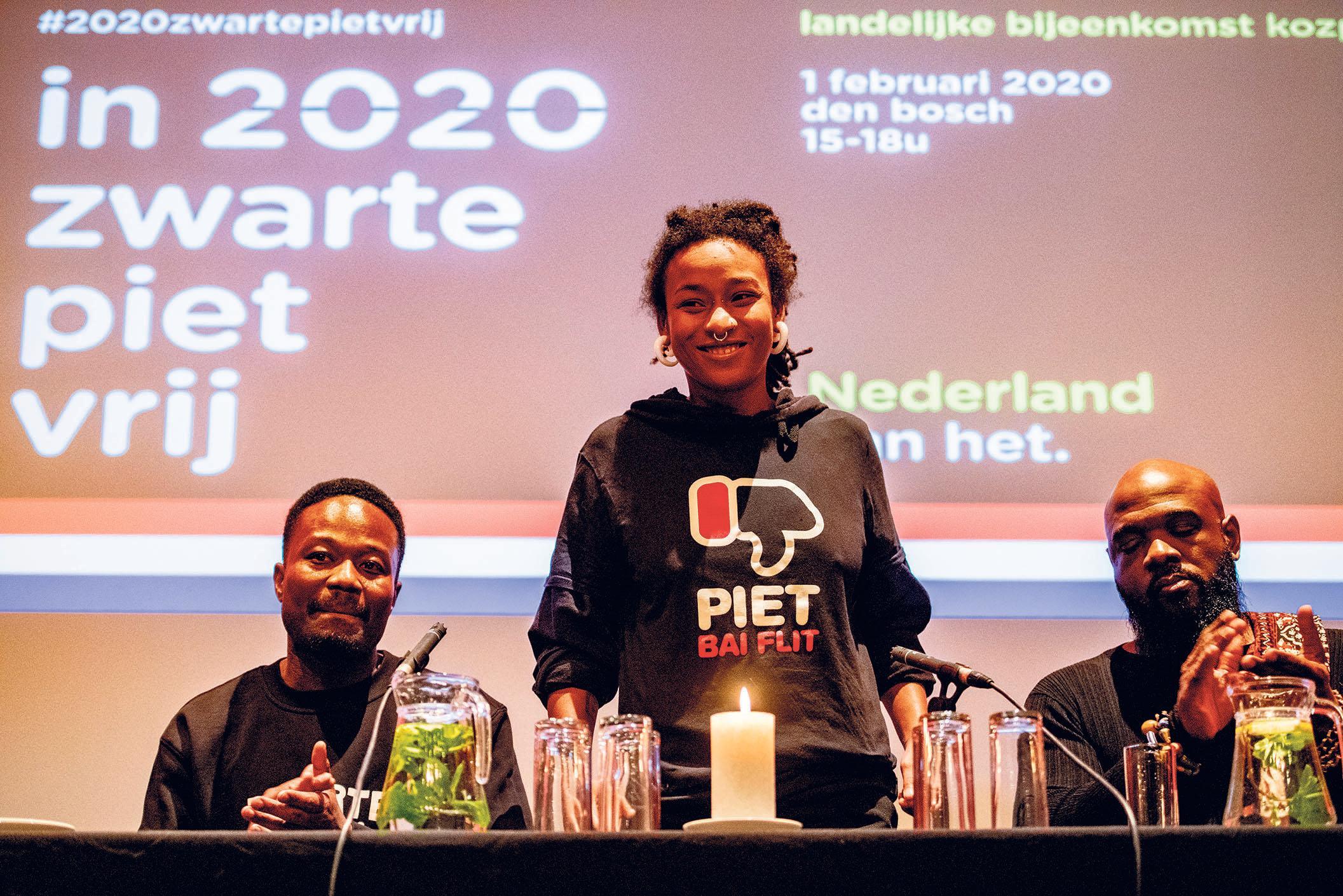 Kick Out Zwarte Piet wil demonstreren bij sintintocht in Weesp