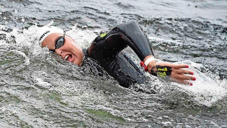 Baarnse zwemster Sharon van Rouwendaal leeft op na coachwissel: 'Ik sta te trappelen'
