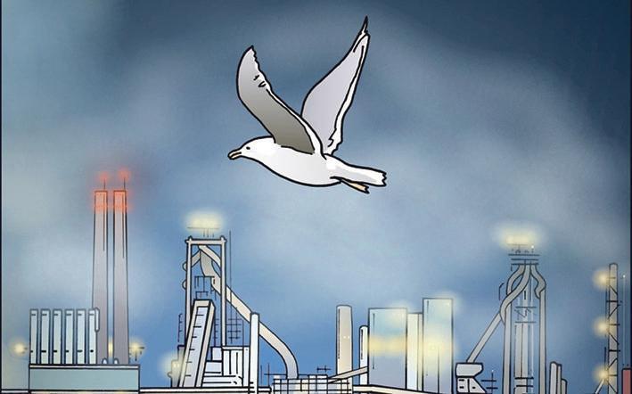 De onvoorwaardelijke liefde voor Tata Steel komt nog maar van een kant | commentaar
