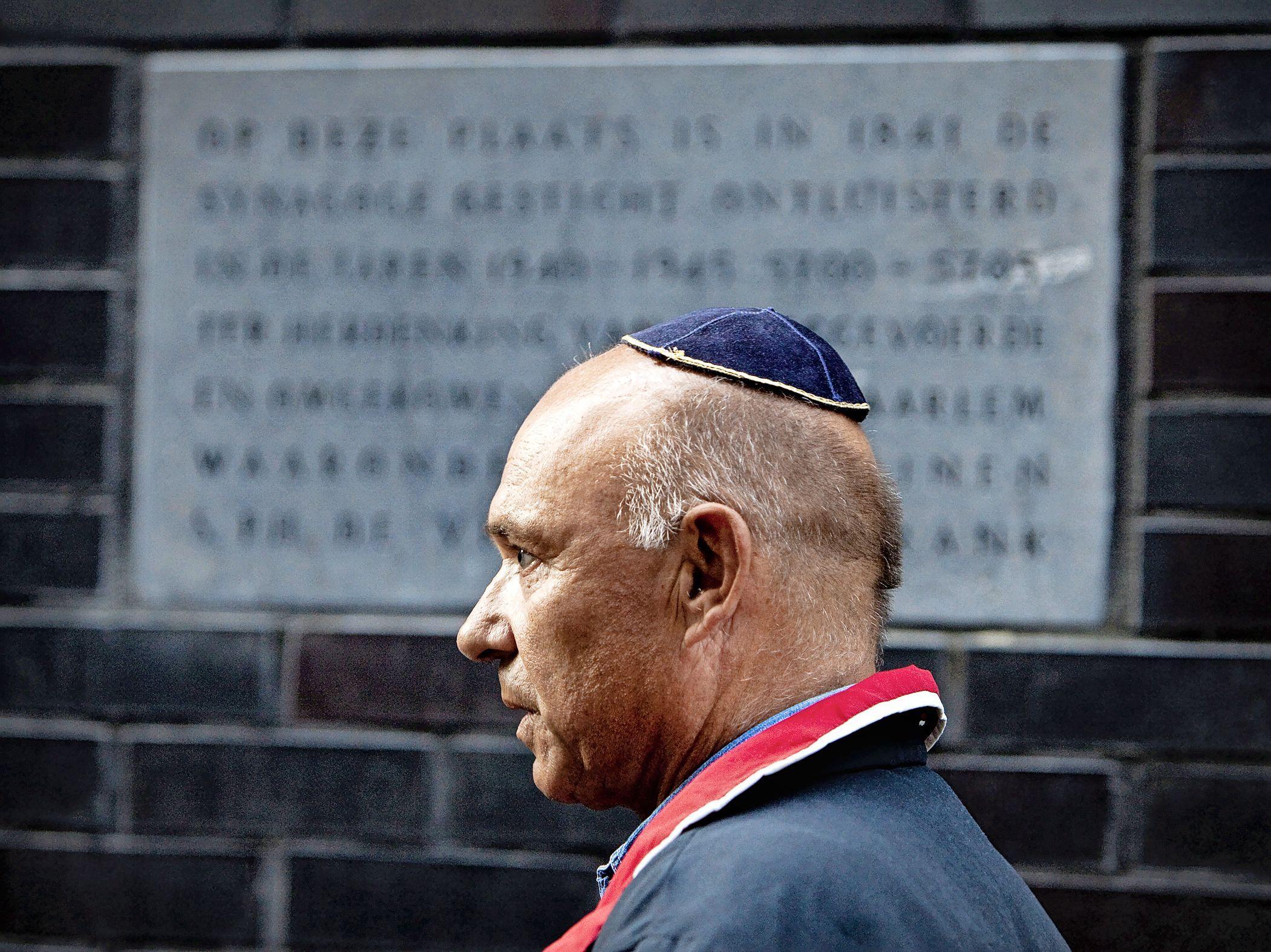 Chris Hahn (1939-2021): Een eigenzinnige activist en grondlegger van Joods monument Haarlem