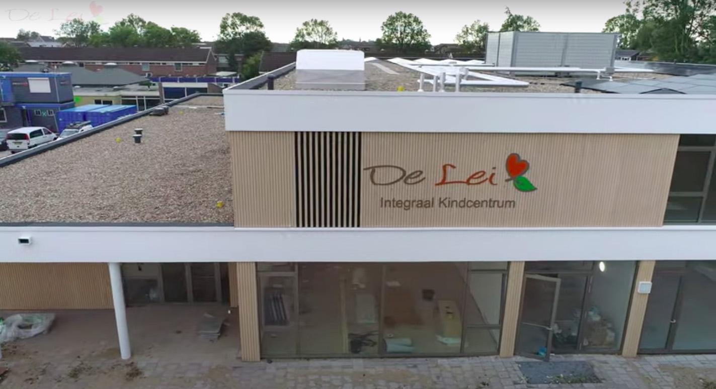 Twee filmpjes maken veel duidelijk over splinternieuw Integraal Kind Centrum in Leimuiden [video]