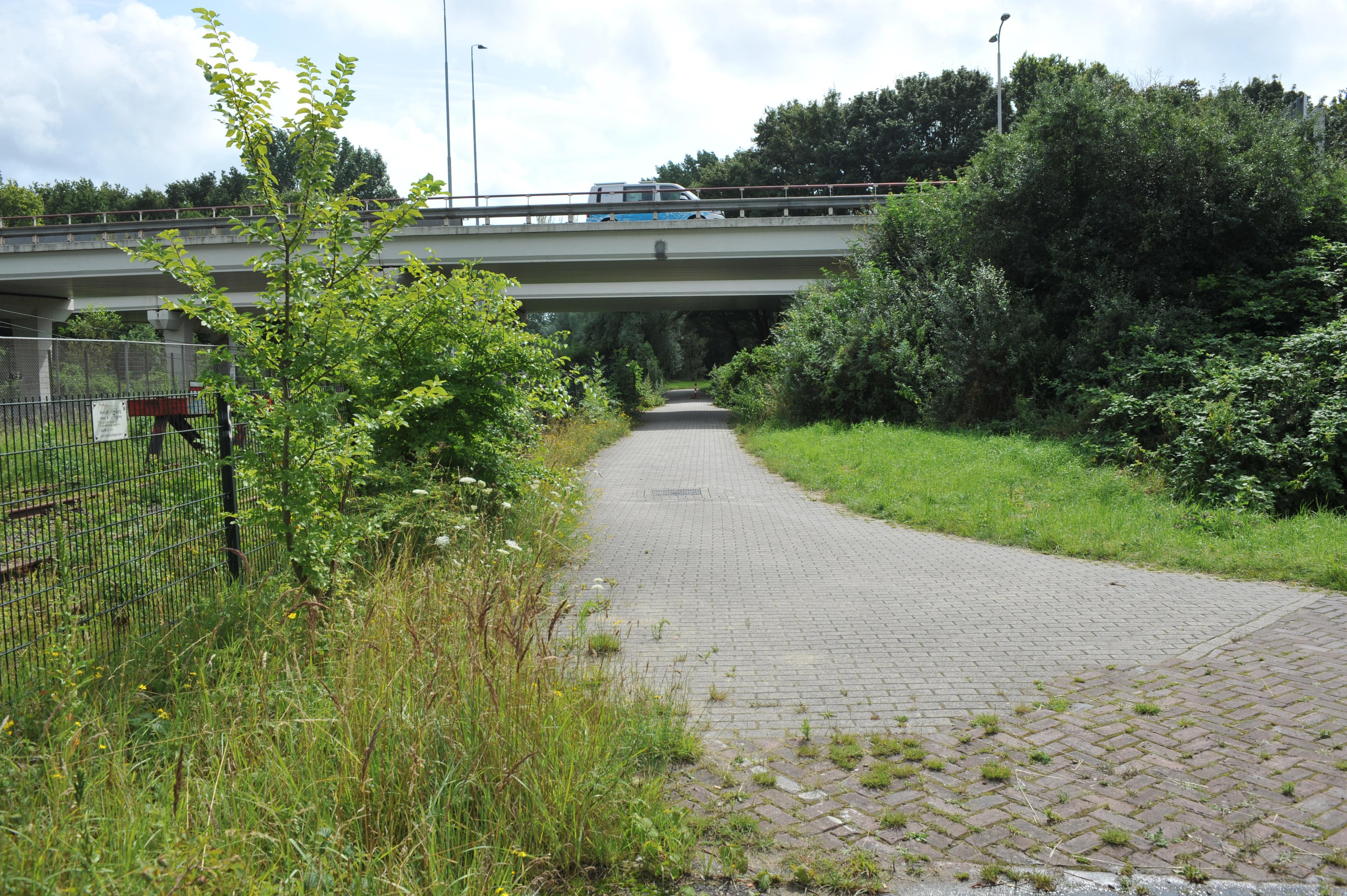 Tennet-kabels vormen kink in plan busbanen en fietsonderdoorgang bij station Beverwijk