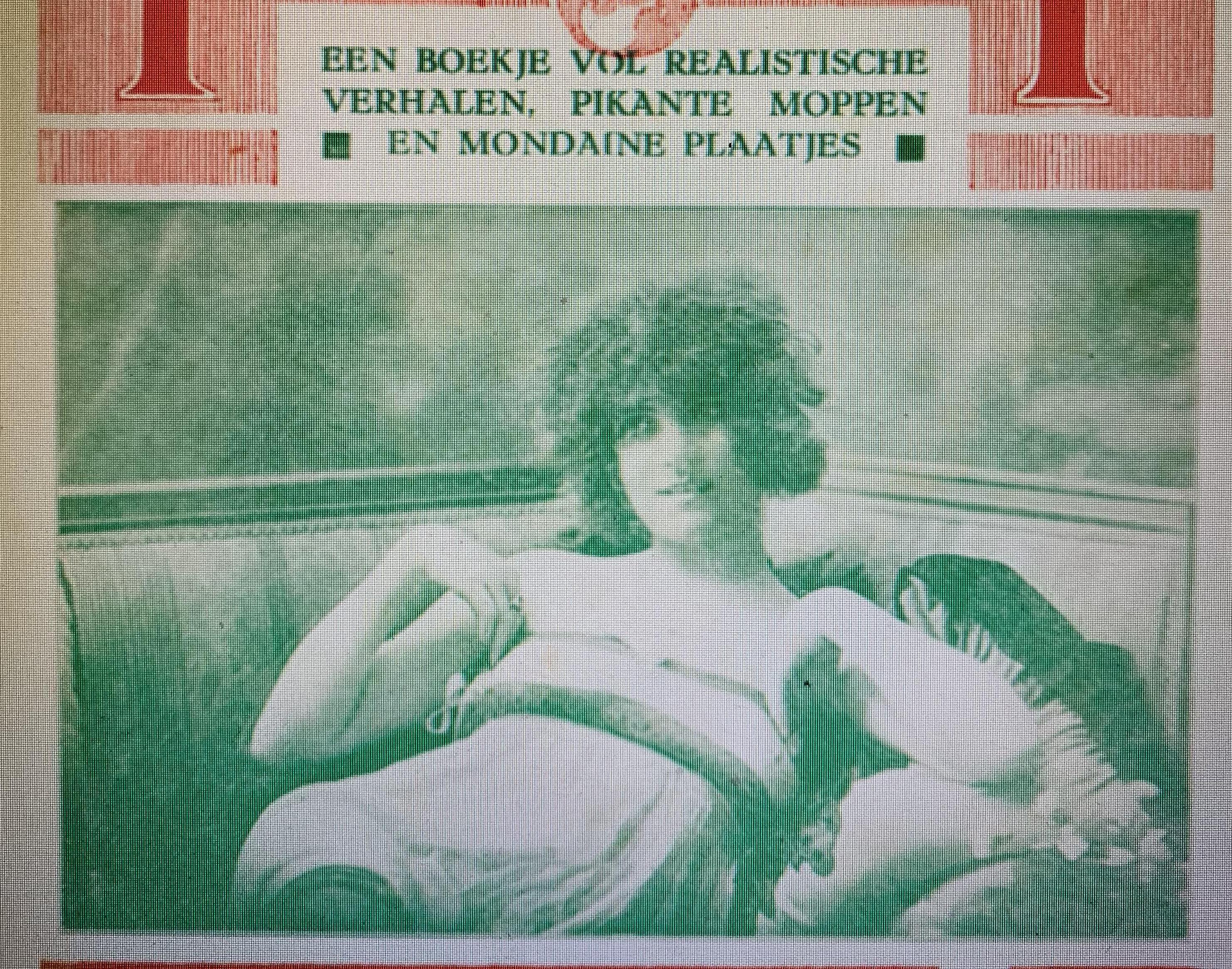 'Het gebeurde ook bij ons!' Haarlemmer Bert Sliggers publiceert over omvangrijke handel in seksblaadjes in de jaren 30