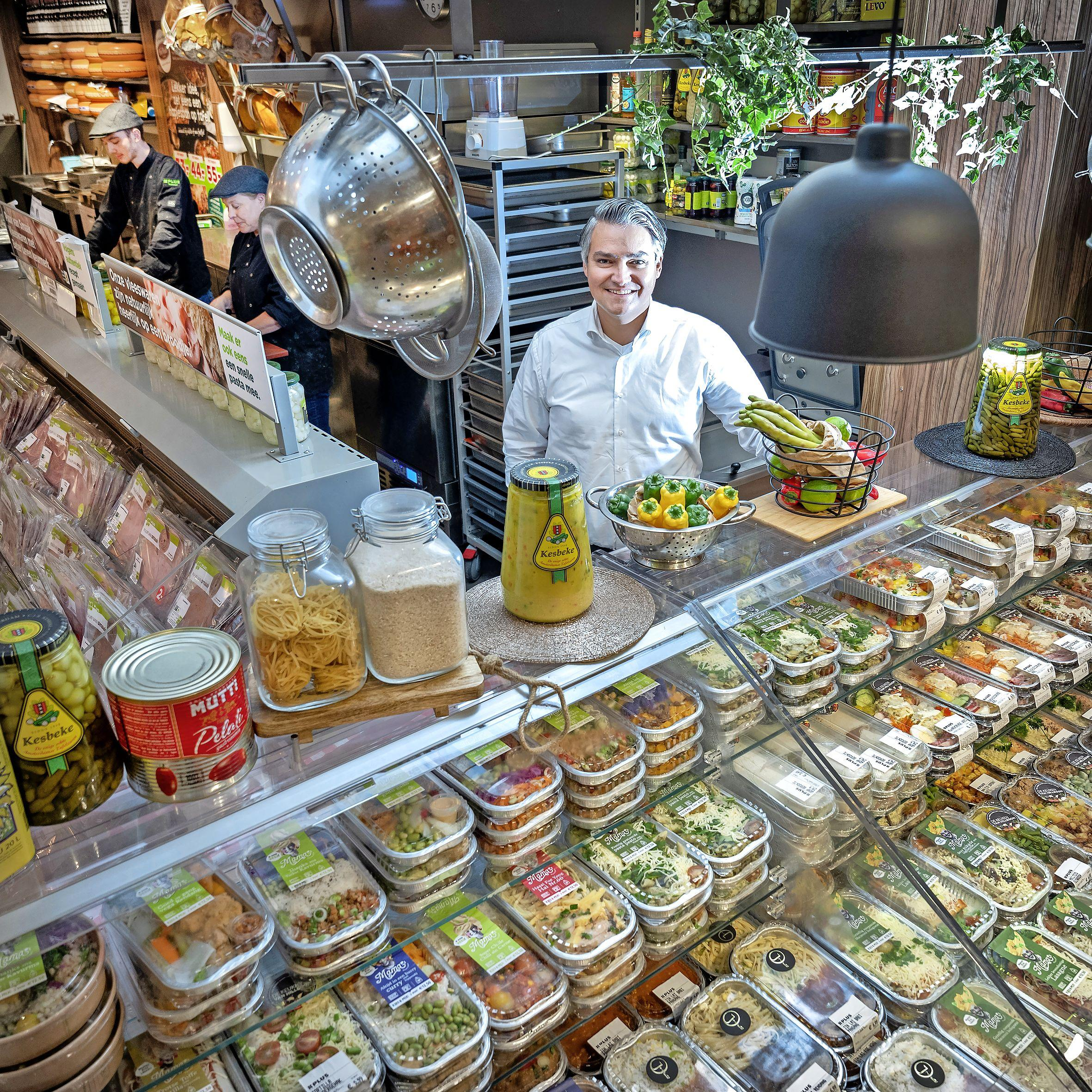 Het succesverhaal van een kleine supermarktondernemer met een briljant idee: zijn kant-en-klaarmaaltijden veroveren Nederland