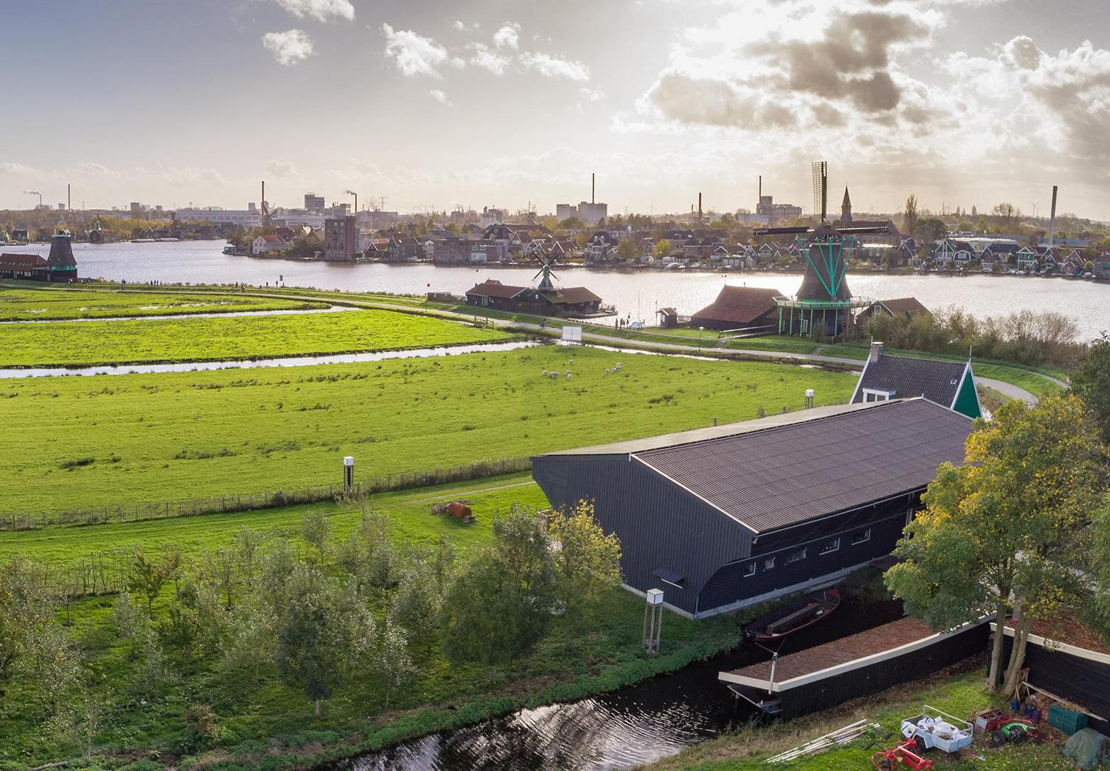 Nieuw Molenmuseum op Zaanse Schans opent op 31 juli: 'Molens onlosmakelijk verbonden met de Zaanstreek'
