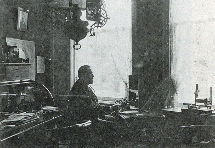 Het oudste geluid van Nederland (1898) duikt op in Alkmaar: 'IIII. Ooo. Ooo. Eee. Jooo. Hiep hiep hiep hiep hoera-a-a'