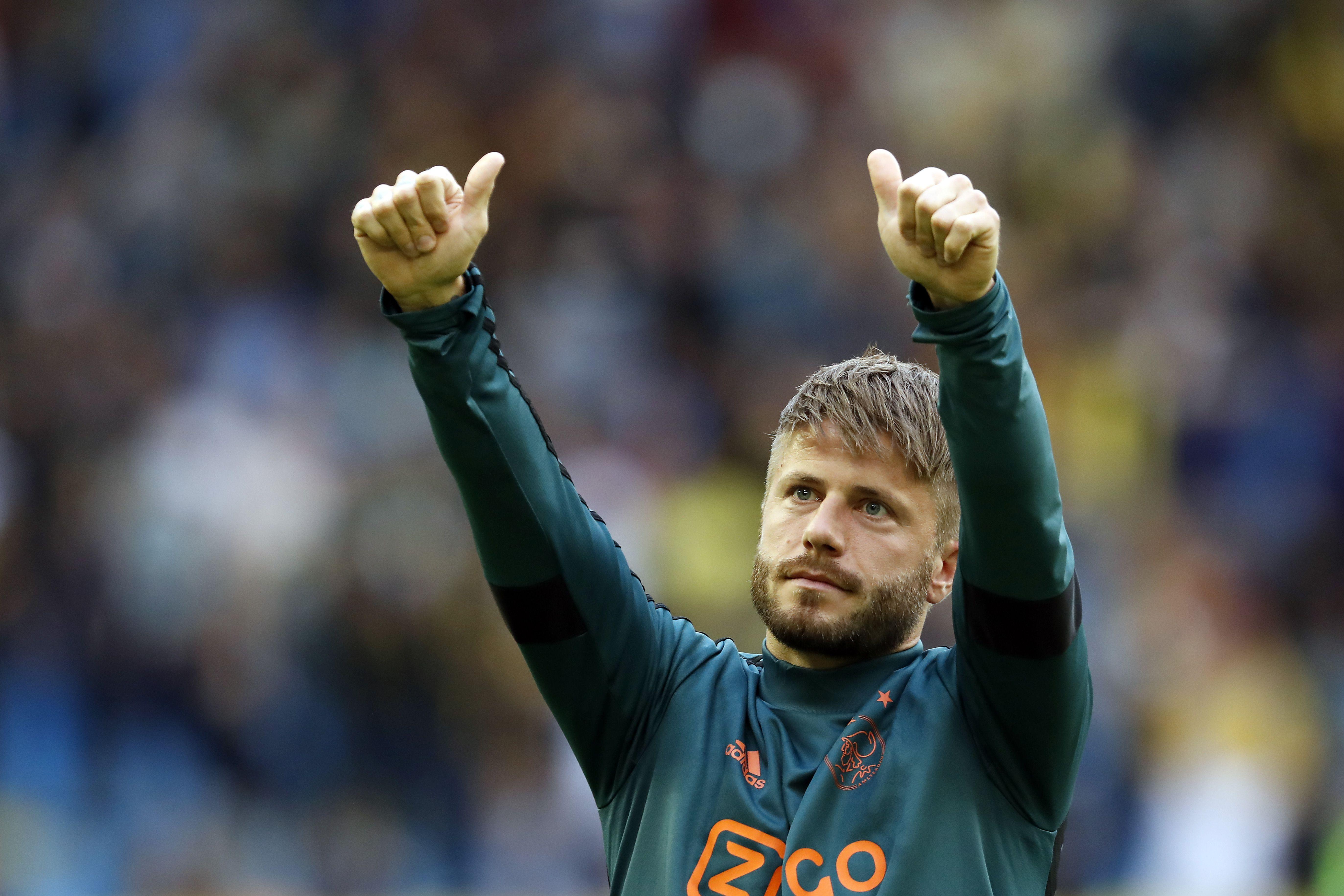 Schöne houdt conditie op peil bij Ajax