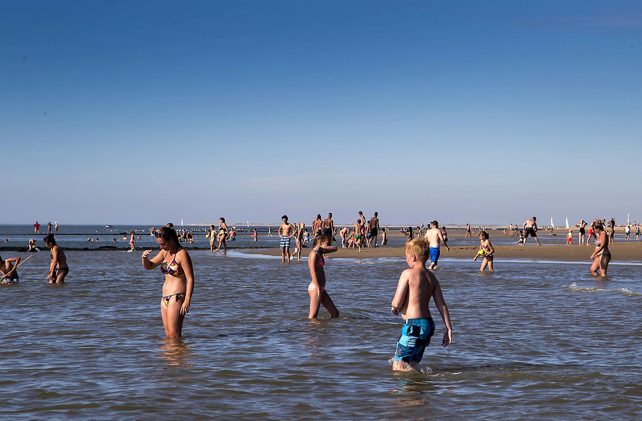 Den Helder flikt het weer: voor het tweede jaar op rij Schoonste Strand in de provincie Noord-Holland