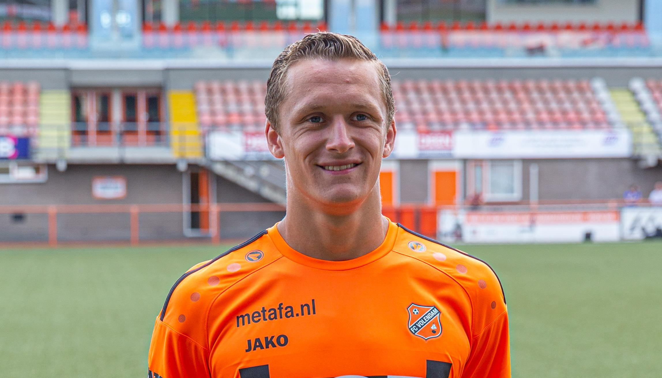 Het ontbreekt FC Volendam ook tegen NEC aan stootkracht, trainer Wim Jonk: 'Gehoopt dat we verder zouden zijn, terug naar de tekentafel' [video]