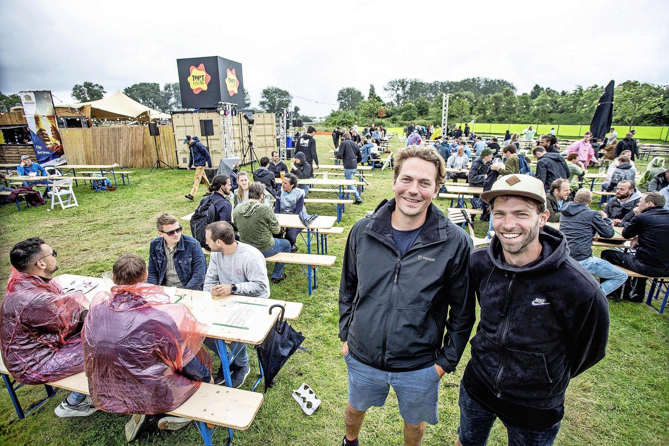 Drink ik een Klapgijp of een Zeeschuimer? Bij Bierfestival Haarlem Tapt gaat het allemaal net even anders
