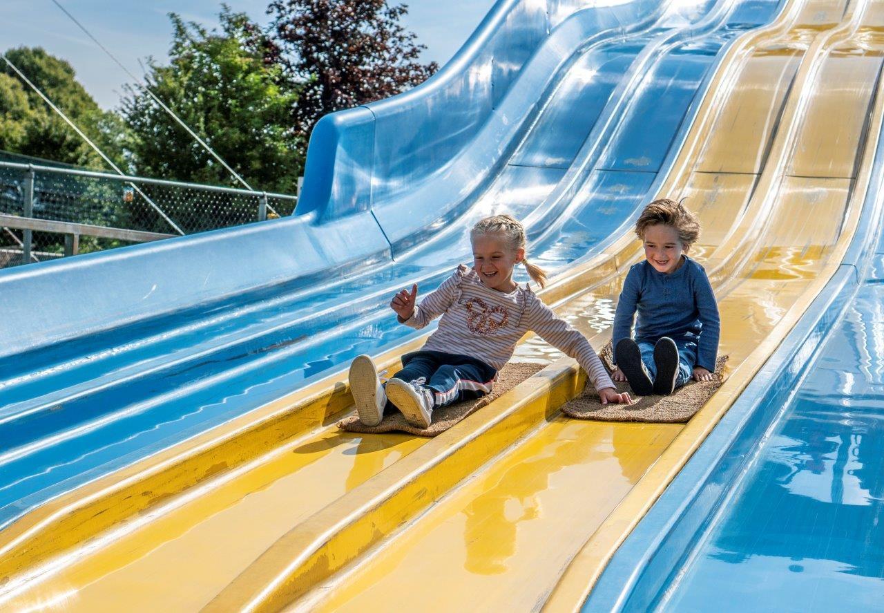 Linnaeushof opent buiten- waterspeeltuinen op woensdag 27 mei