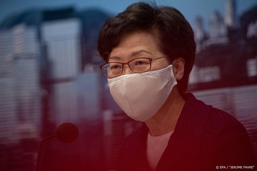 'Mandaat parlement Hongkong met een jaar verlengd'