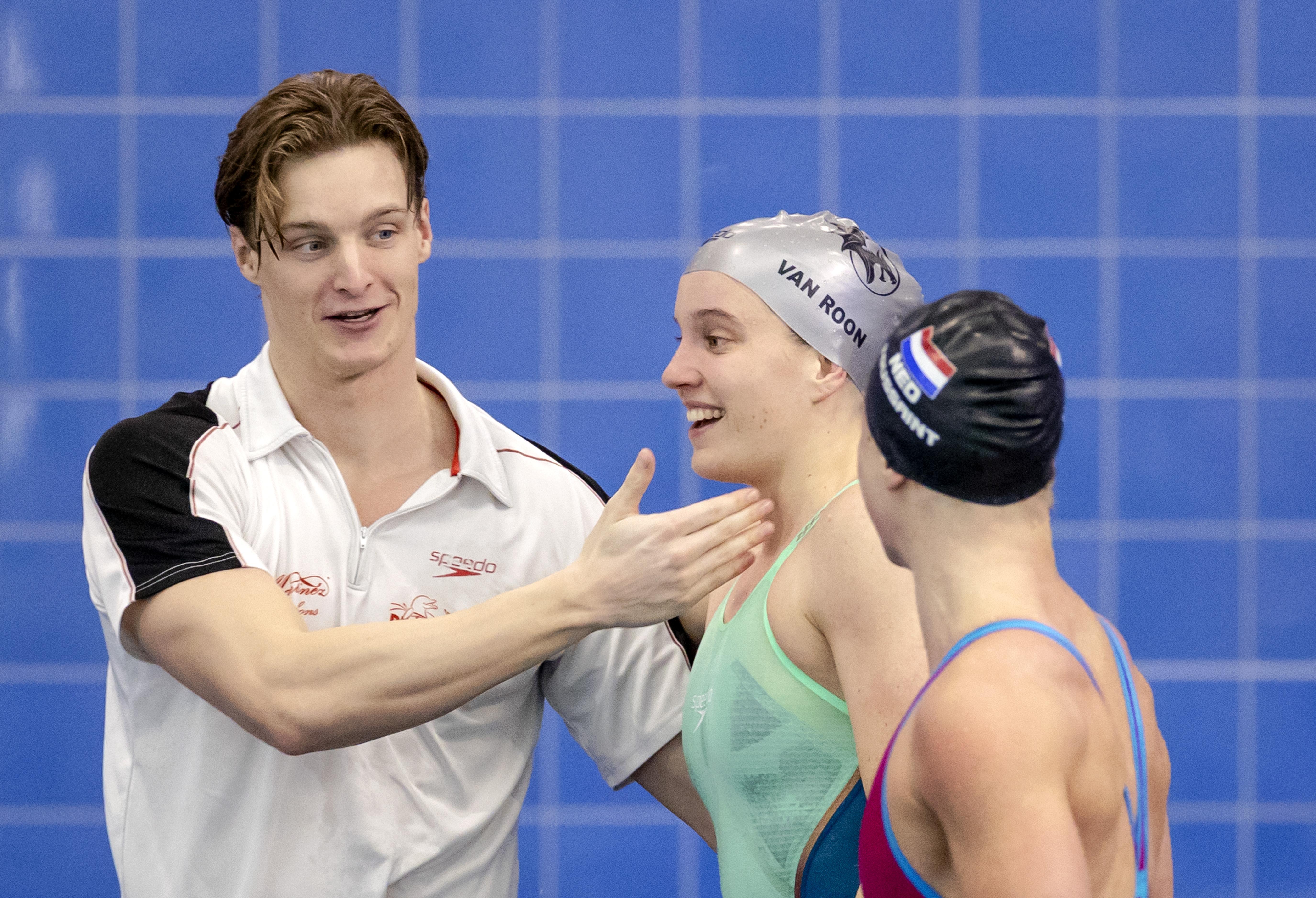 Alkmaarse zwemmer Thom de Boer breekt Nederlands record en mag naar Olympische Spelen