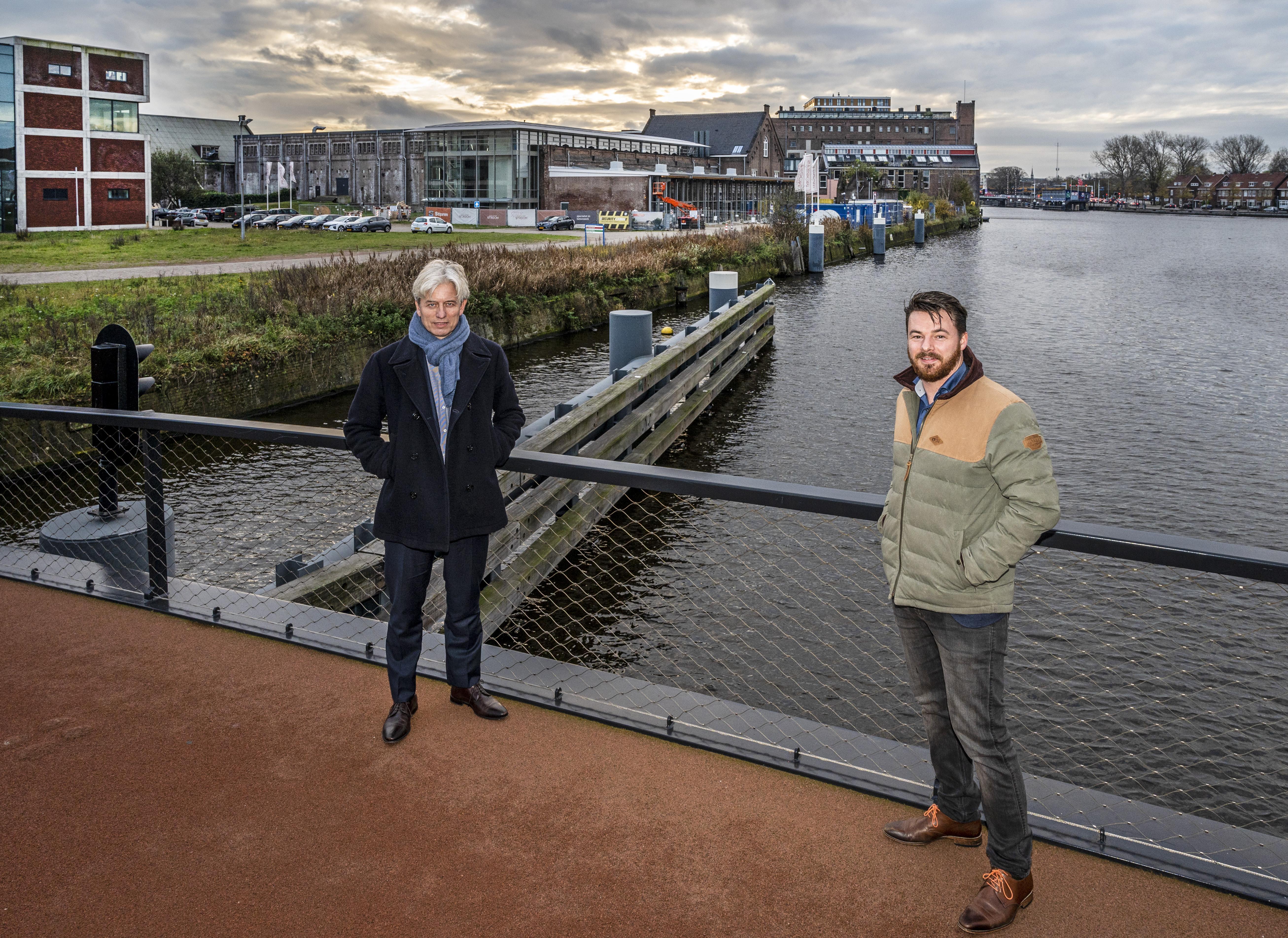 Van no-go area naar hightech bedrijventerrein in Haarlem: Waarderpolder is altijd in beweging