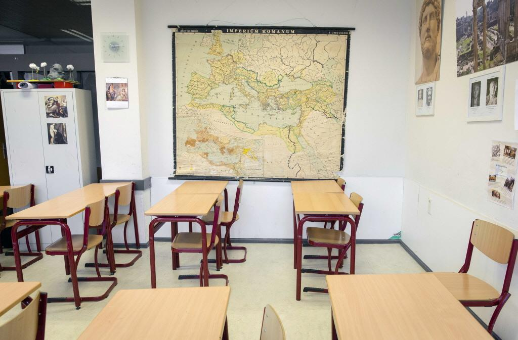 Wel leerkrachten, maar geen 'reserves'op Waterlandse basisscholen