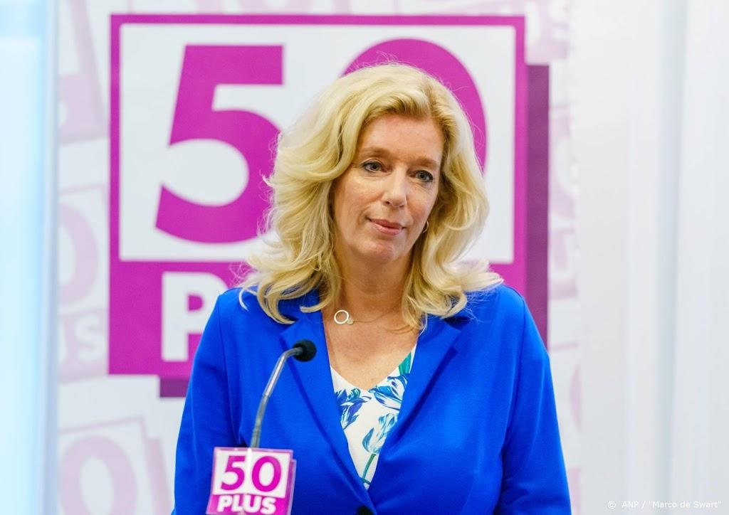 50PLUS wil ANBO-topvrouw Liane den Haan als lijsttrekker