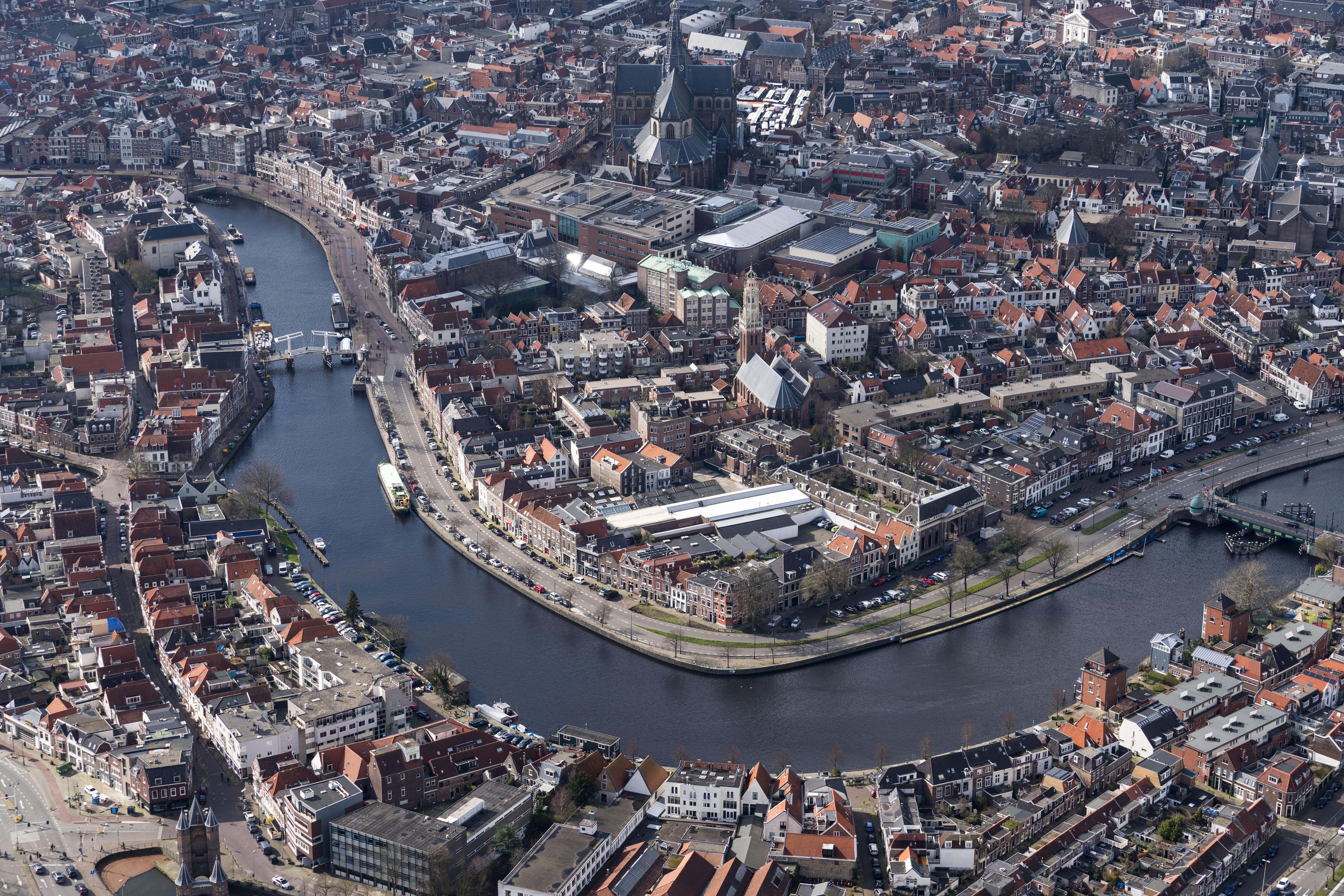 Haarlem bij tien gezondste steden van Nederland, maar qua groen scoort Haarlem slecht