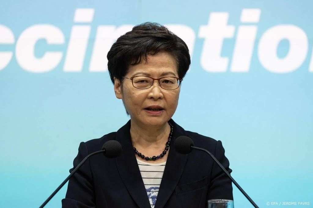 'Actie tegen Hongkongse krant niet gericht tegen persvrijheid'