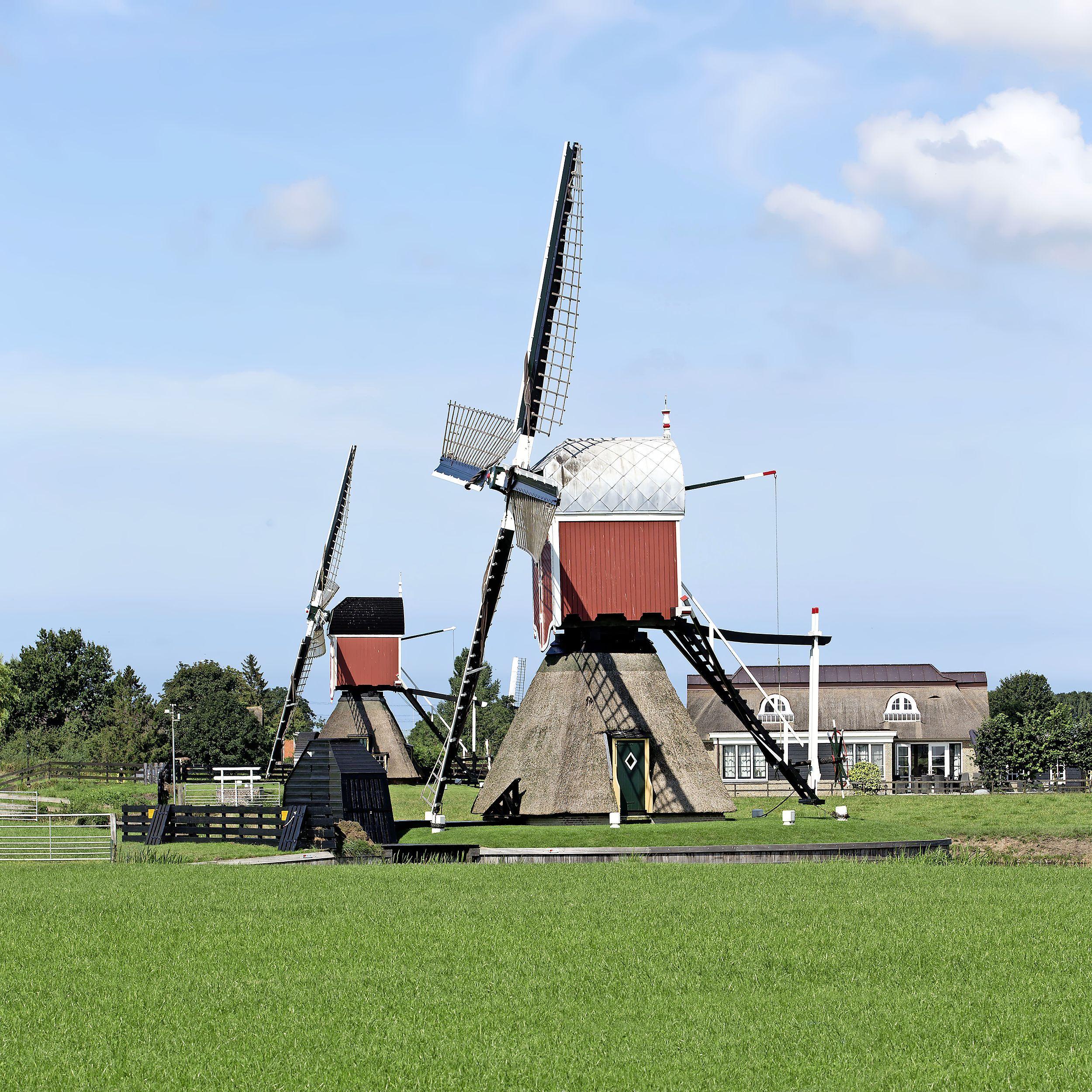 Hoogmade in verzet tegen windmolens langs de A4: 'Menigeen in het dorp is er vréselijk ongerust over'