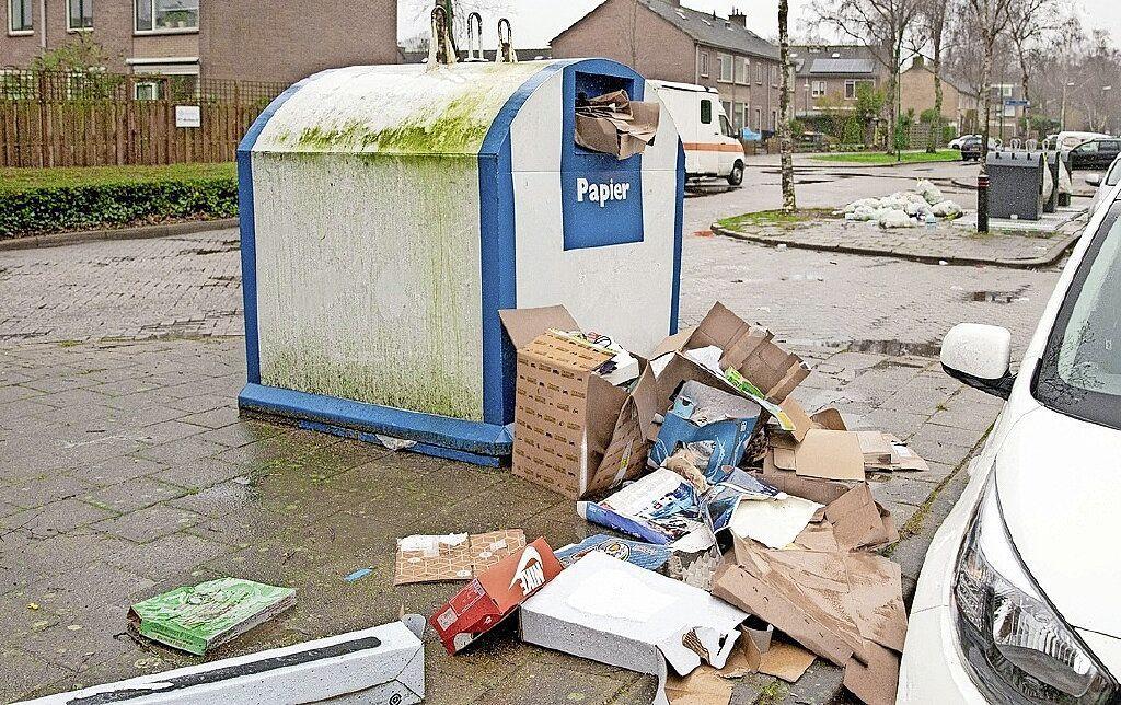 'Achterlaten afval is geen sociaal gedrag', zegt wethouder Sedee van Haarlemmermeer